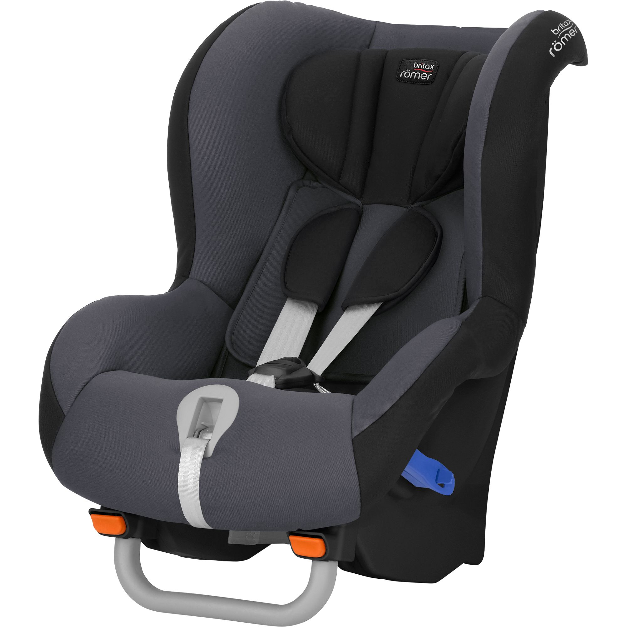 BRITAX  Autosedačka Max-Way Black, Storm Grey