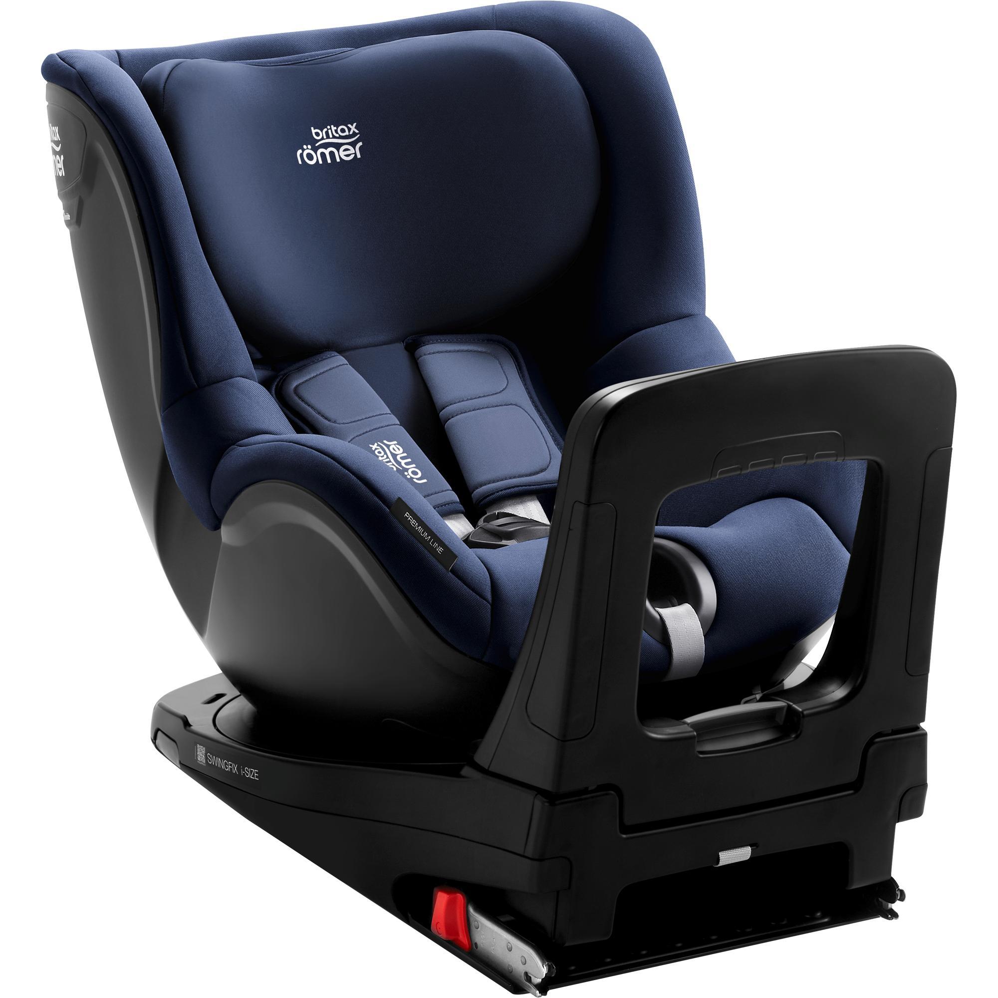 Autosedačka Britax Römer Swingfix i-Size - Moonlight Blue