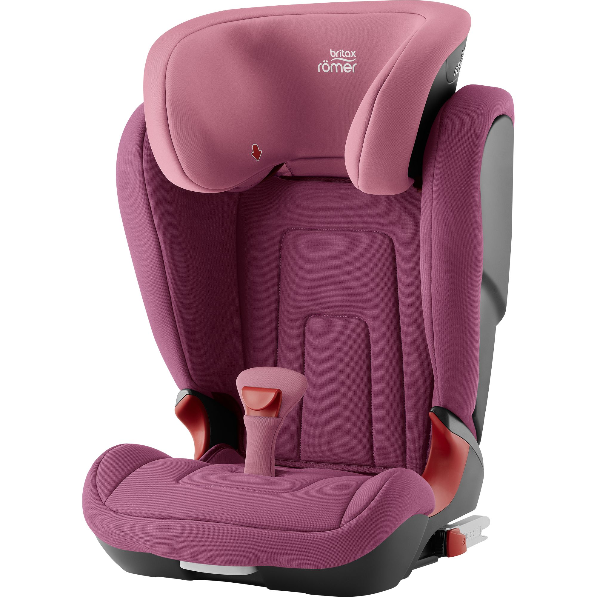 ROMER Kidfix 2 R Wine Rose 2021