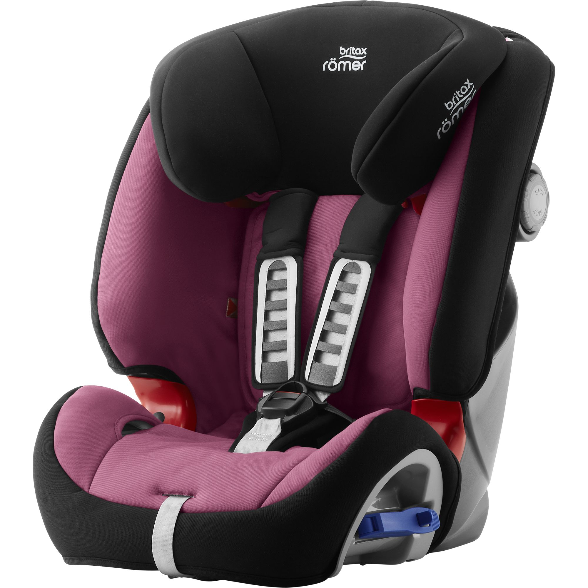 BRITAX Multi-Tech III Wine Rose 2020