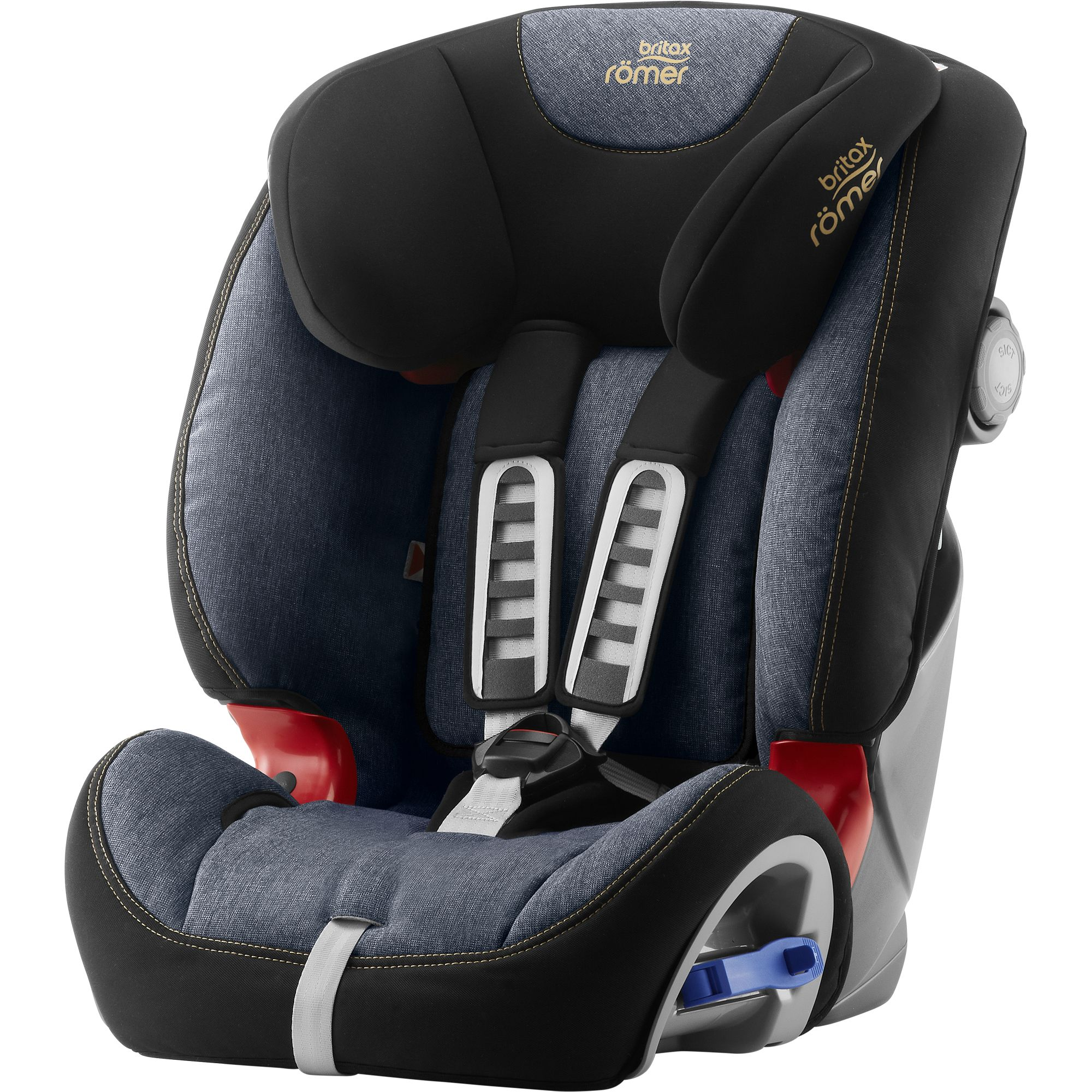 BRITAX Multi-Tech III Blue Marble 2020