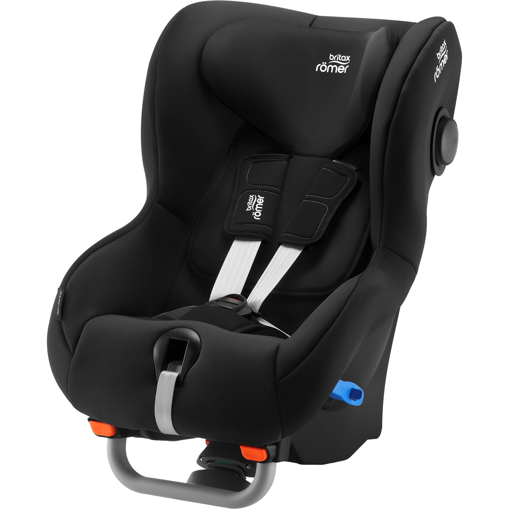 BRITAX  Autosedačka Max-Way Plus, Cosmos Black
