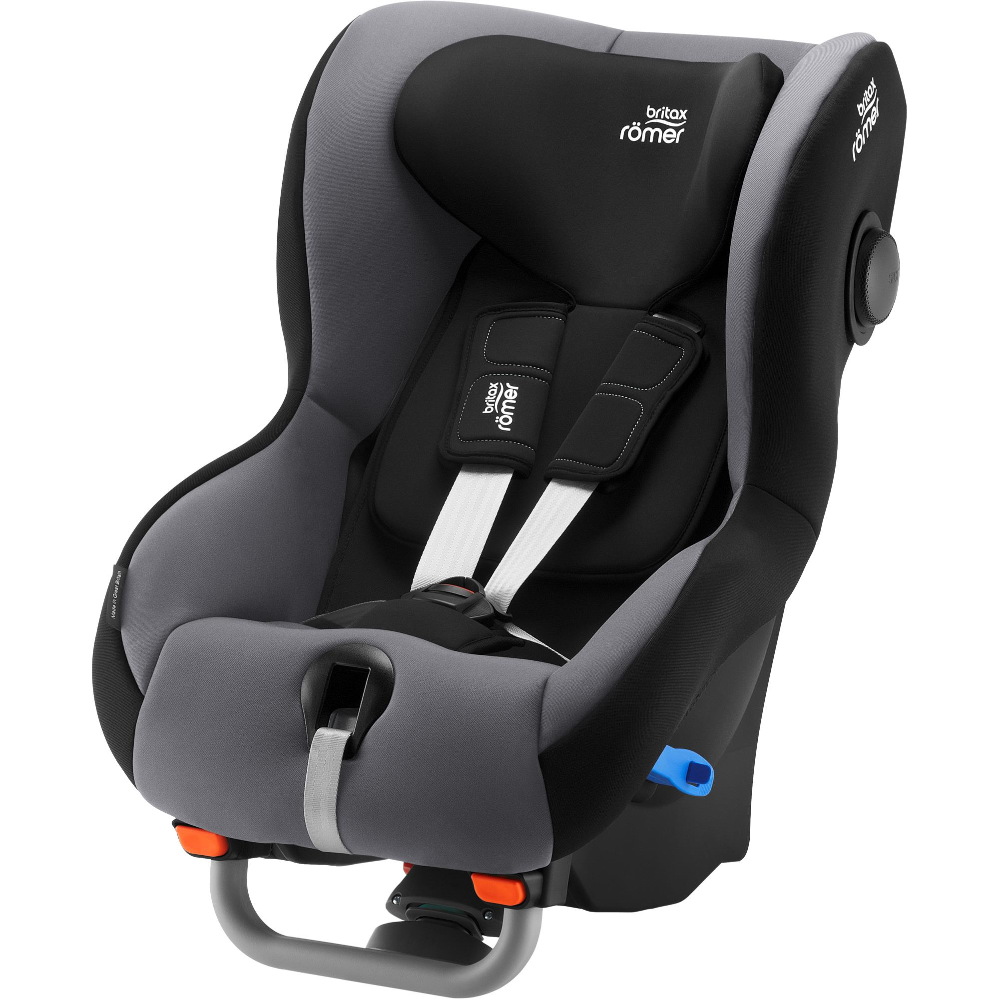 BRITAX  Autosedačka Max-Way Plus, Storm Grey