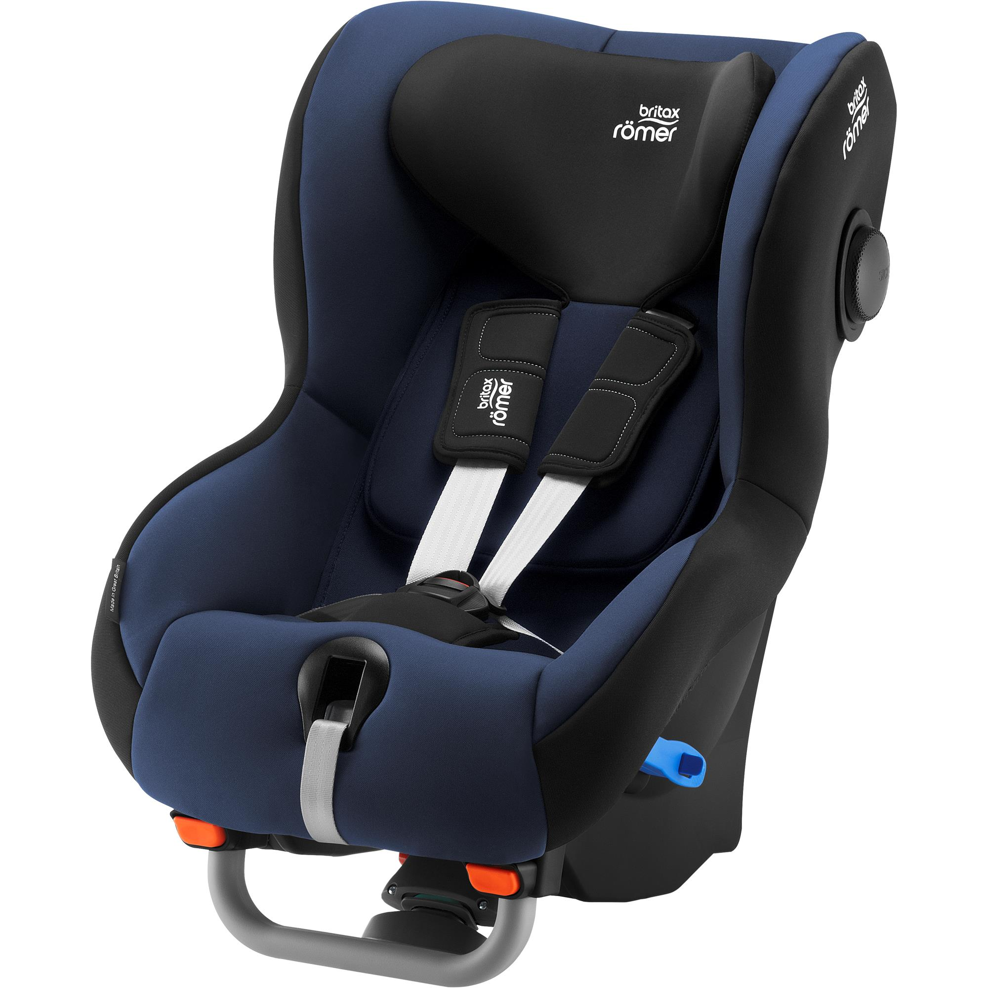 BRITAX  Autosedačka Max-Way Plus, Moonlight Blue