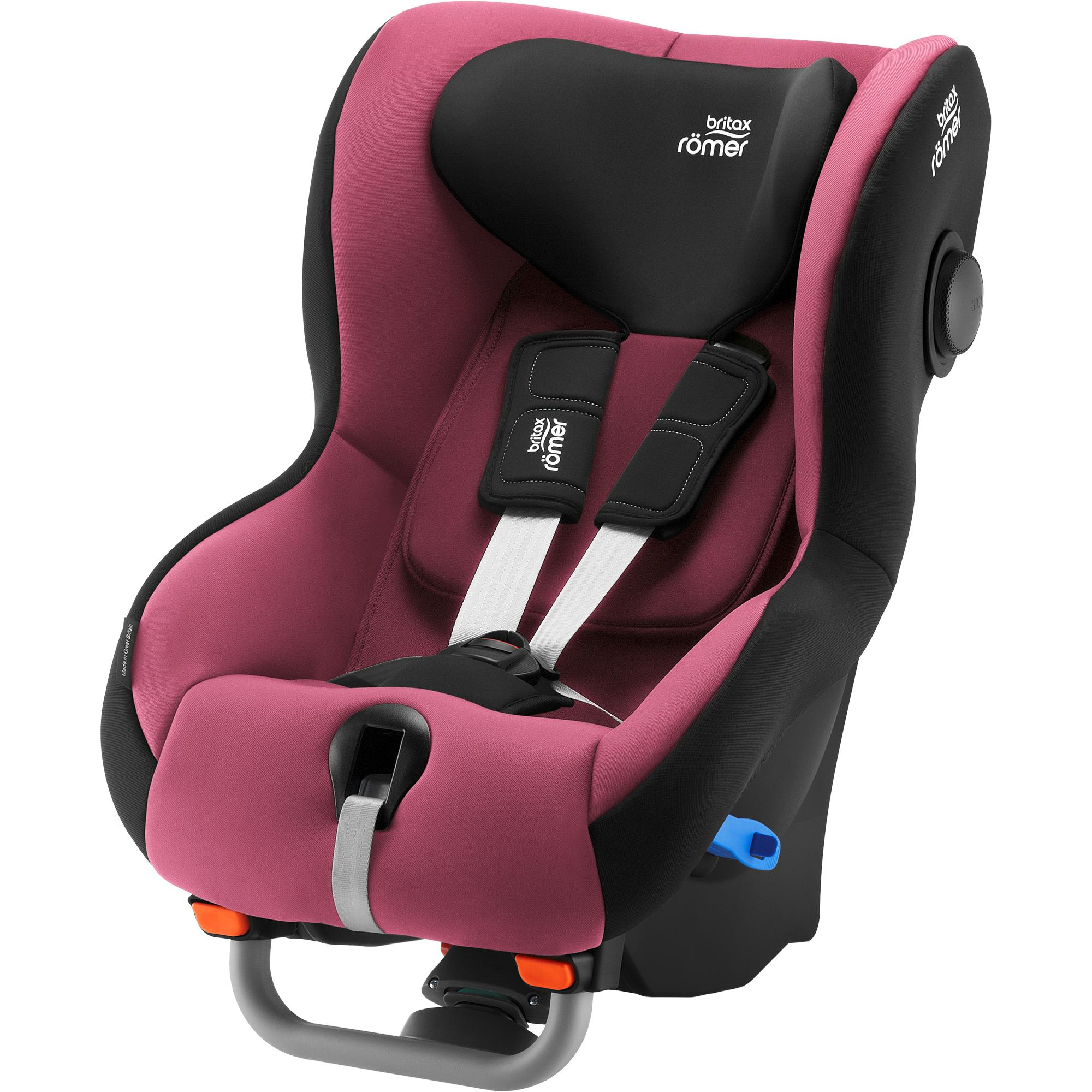 BRITAX  Autosedačka Max-Way Plus, Wine Rose