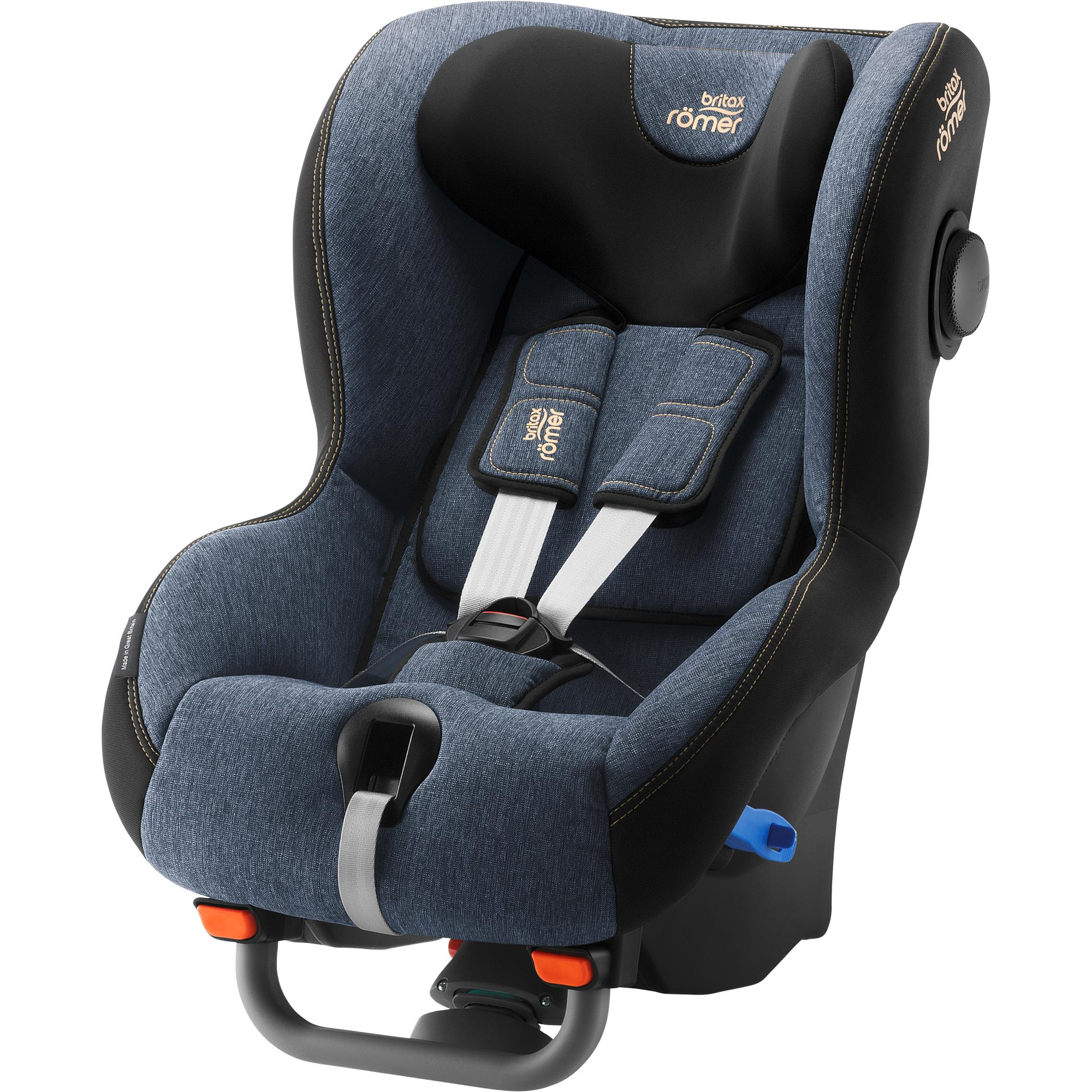 BRITAX  Autosedačka Max-Way Plus, Blue Marble