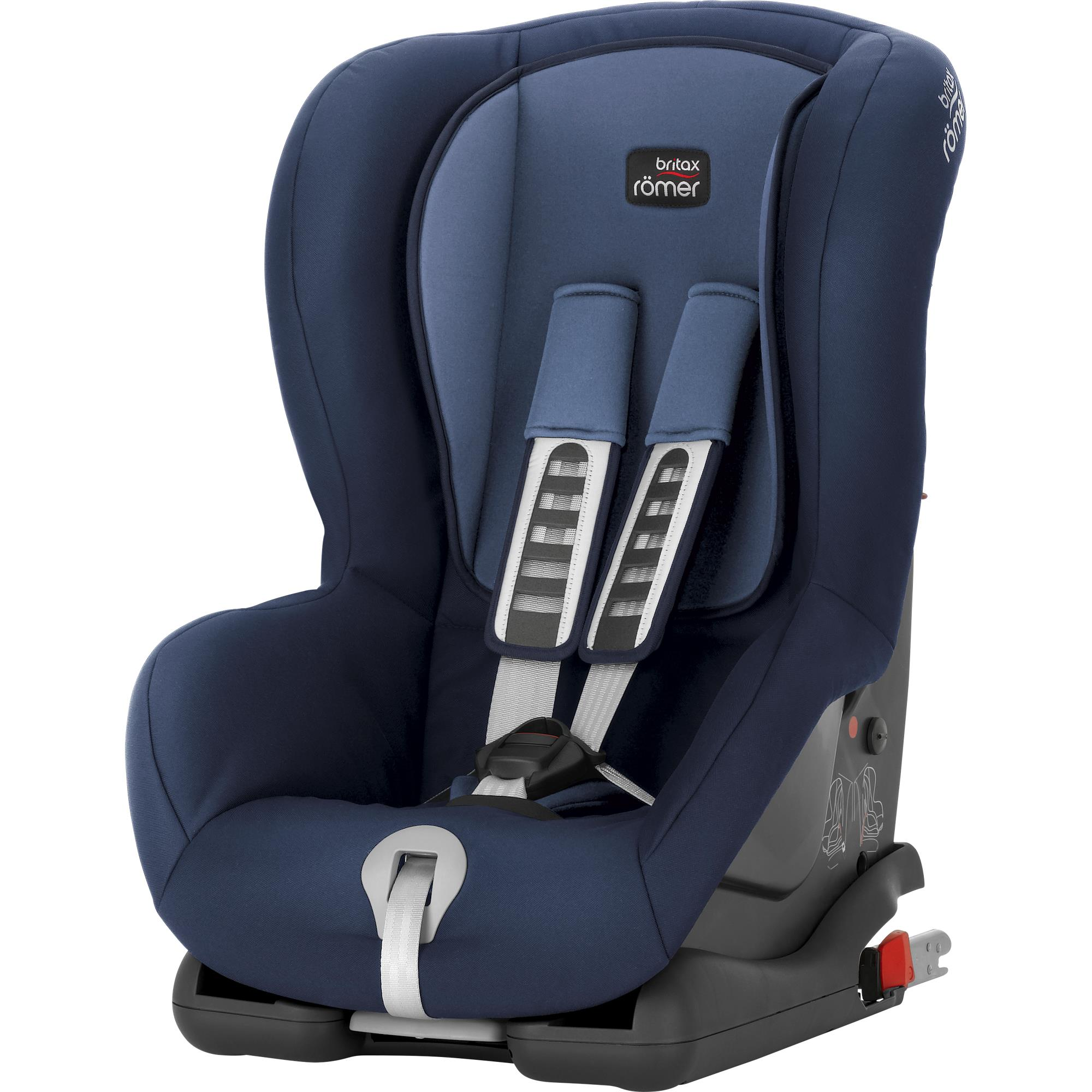 BRITAX  Autosedačka Duo Plus, Moonlight Blue S