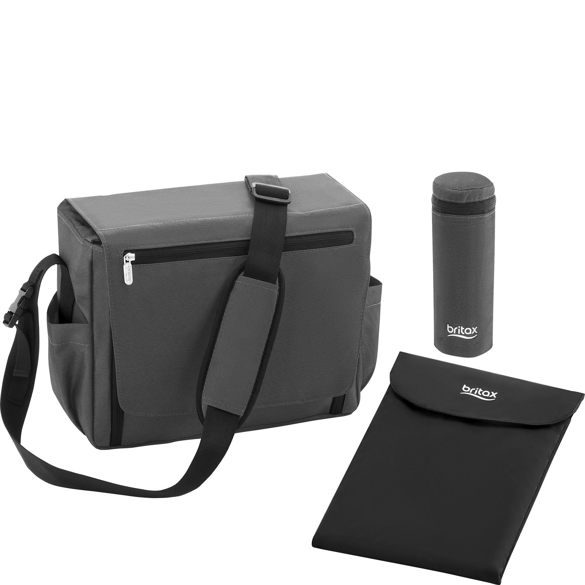 Přebalovací taška, Black Denim