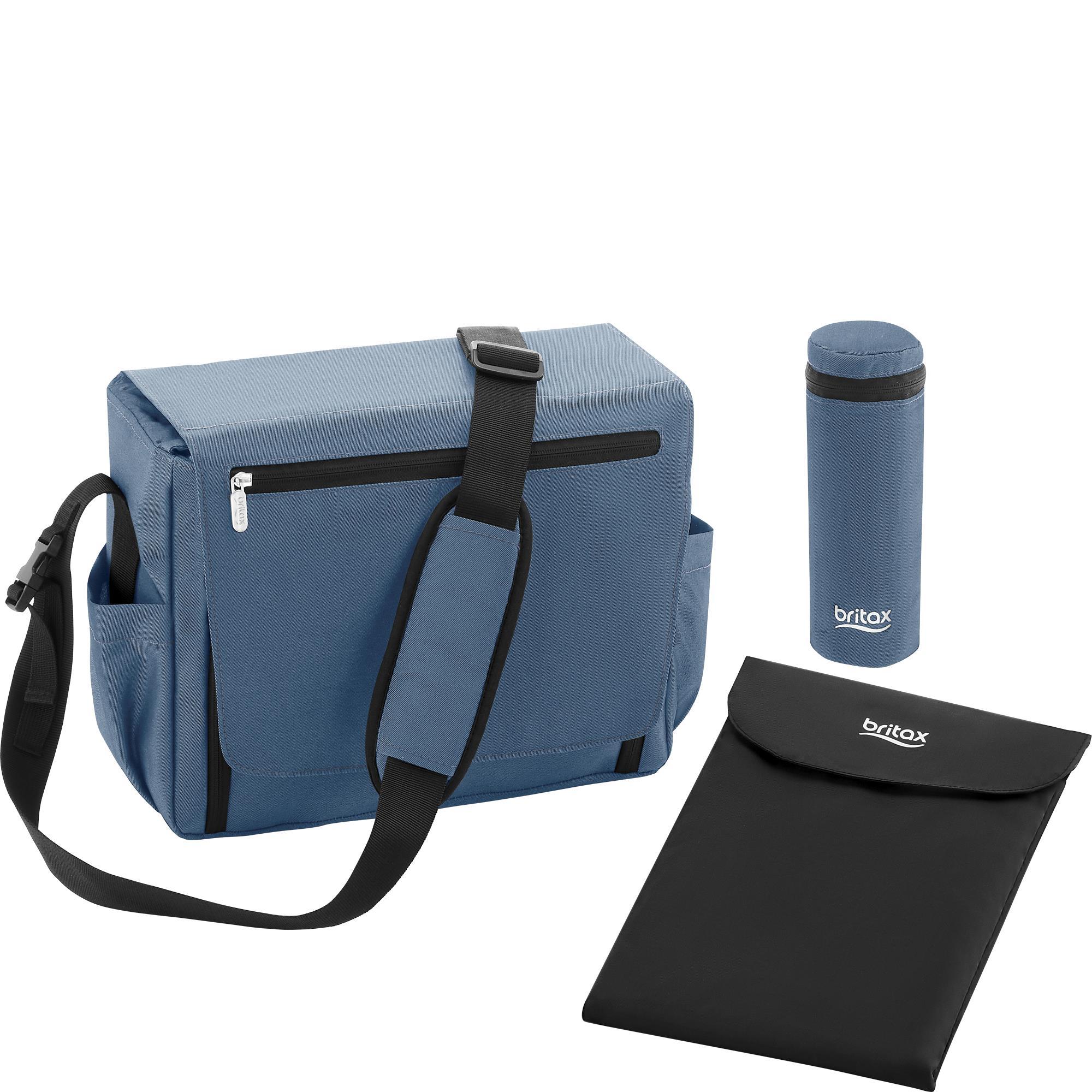 Přebalovací taška, Blue Denim