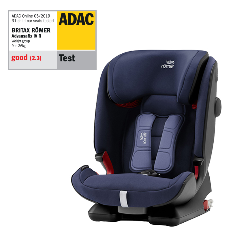 Britax Römer Advansafix IV R - Moonlight Blue