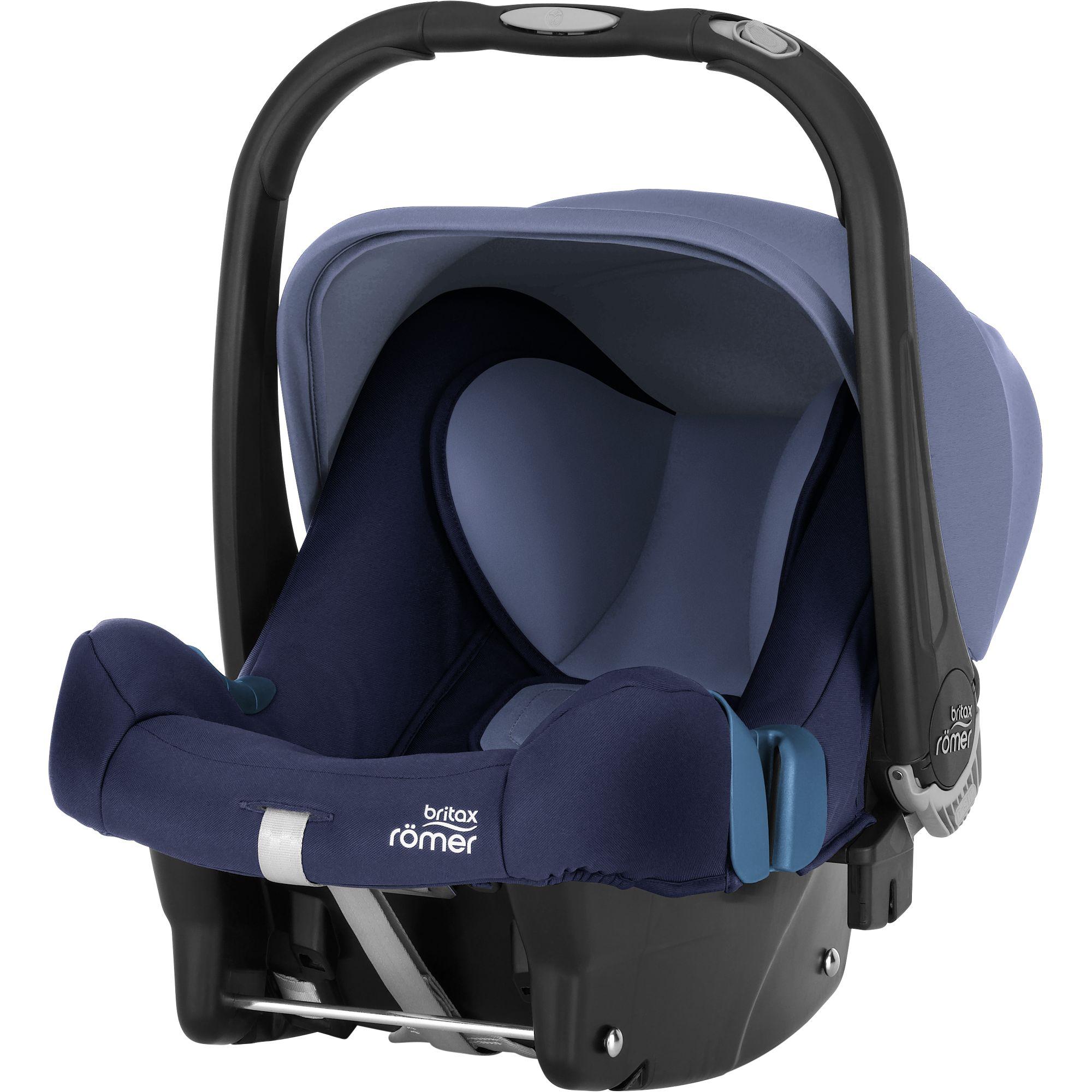 Autosedačka Baby-Safe Plus SHR II, Moonlight Blue