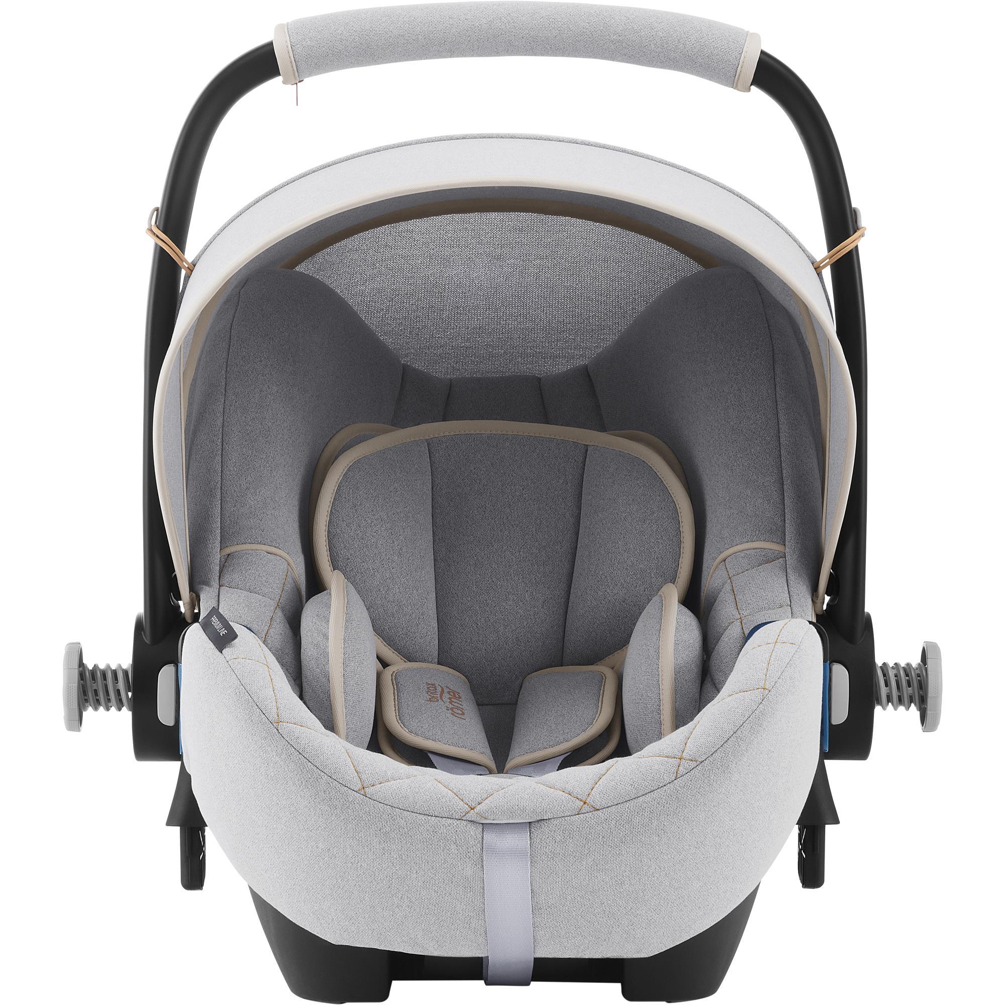 Autosedačka Baby-Safe 2 i-Size, Nordic Grey F