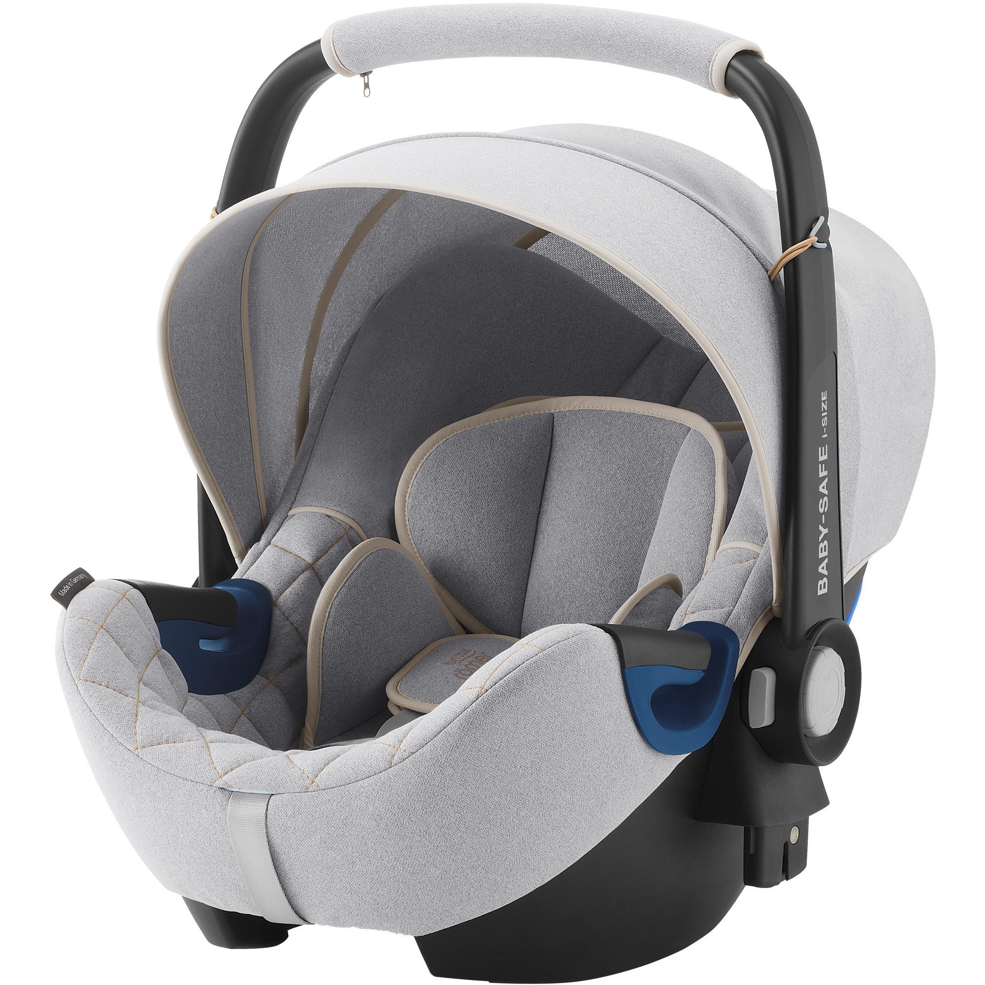 BRITAX  Autosedačka Baby-Safe 2 i-Size, Nordic Grey F