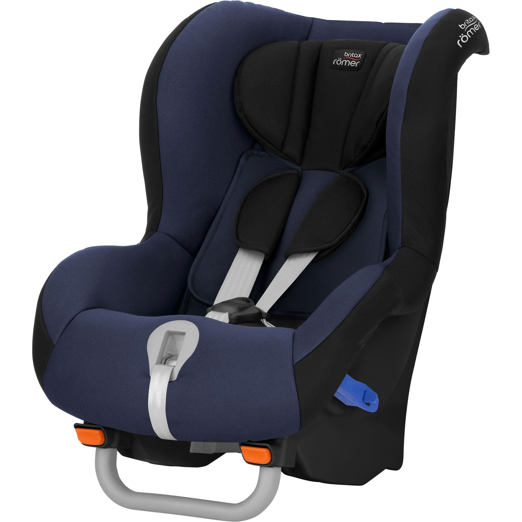 BRITAX  Autosedačka Max-Way Black, Moonlight Blue S