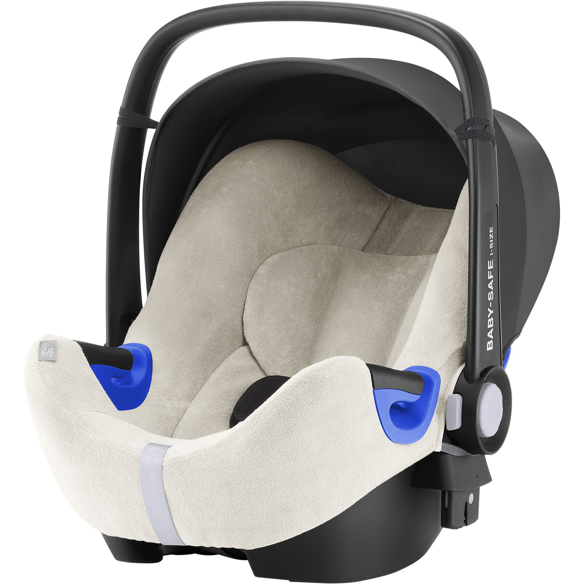 Letný poťah Britax Romer Baby-Safe i-Size Off-White 2020