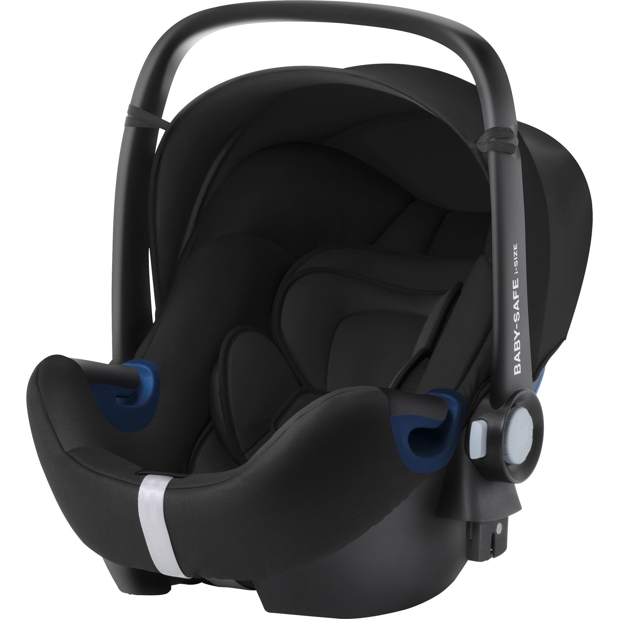 BRITAX  Autosedačka Baby-Safe 2 i-Size, Cosmos Black