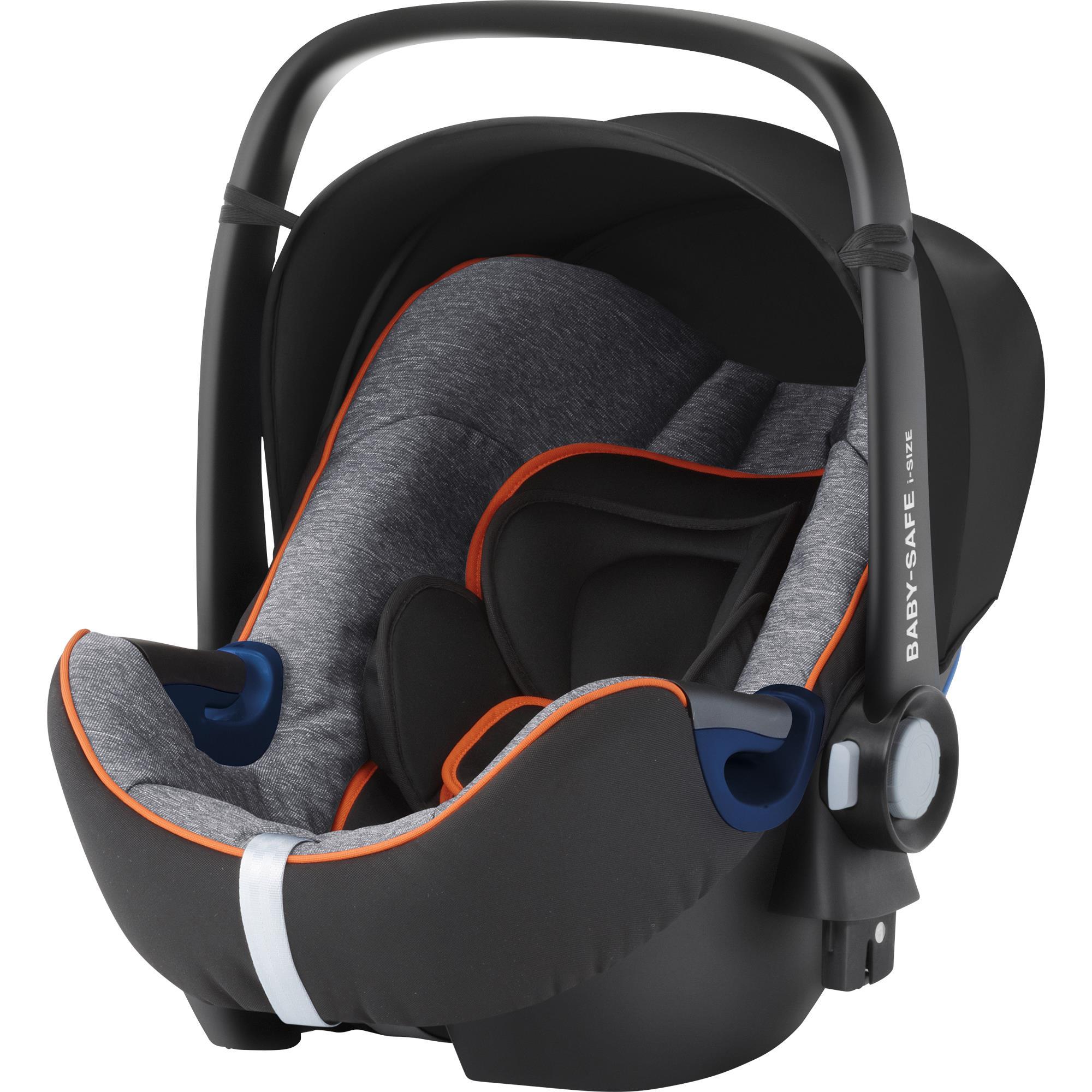ROMER Baby-Safe 2 i-Size Black Marble 2020
