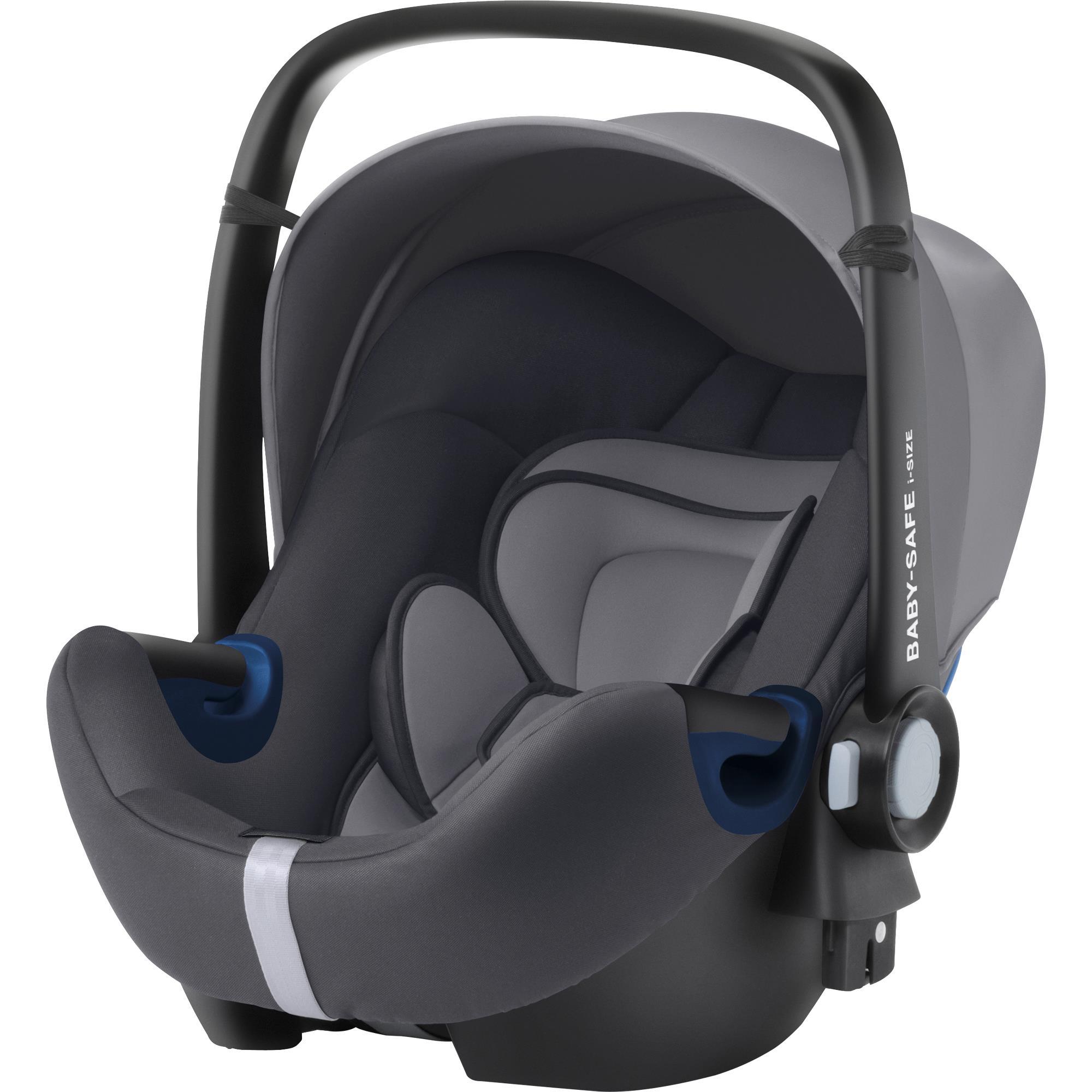 ROMER Baby-Safe 2 i-Size Storm Grey 2020