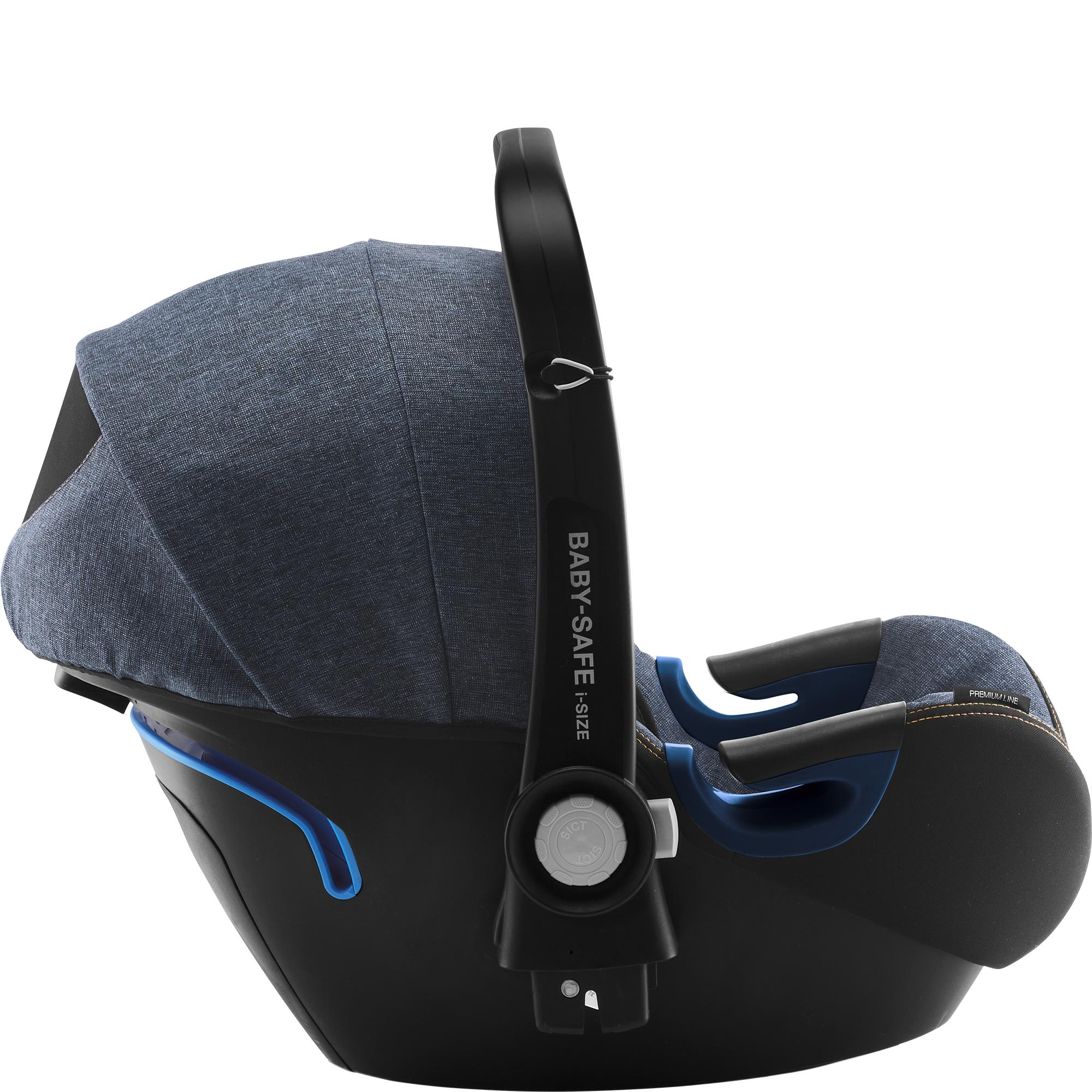 Autosedačka Baby-Safe 2 i-Size, Blue Marble