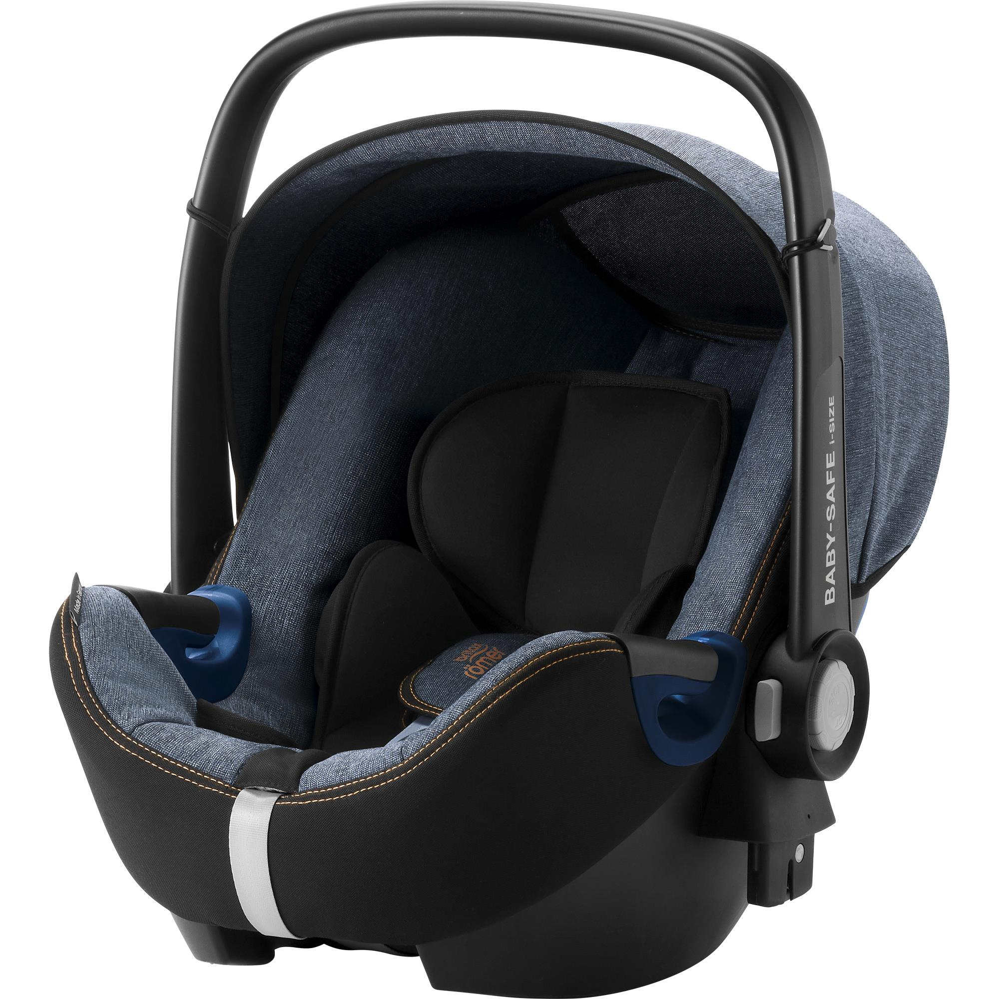 ROMER Baby-Safe 2 i-Size Blue Marble 2020