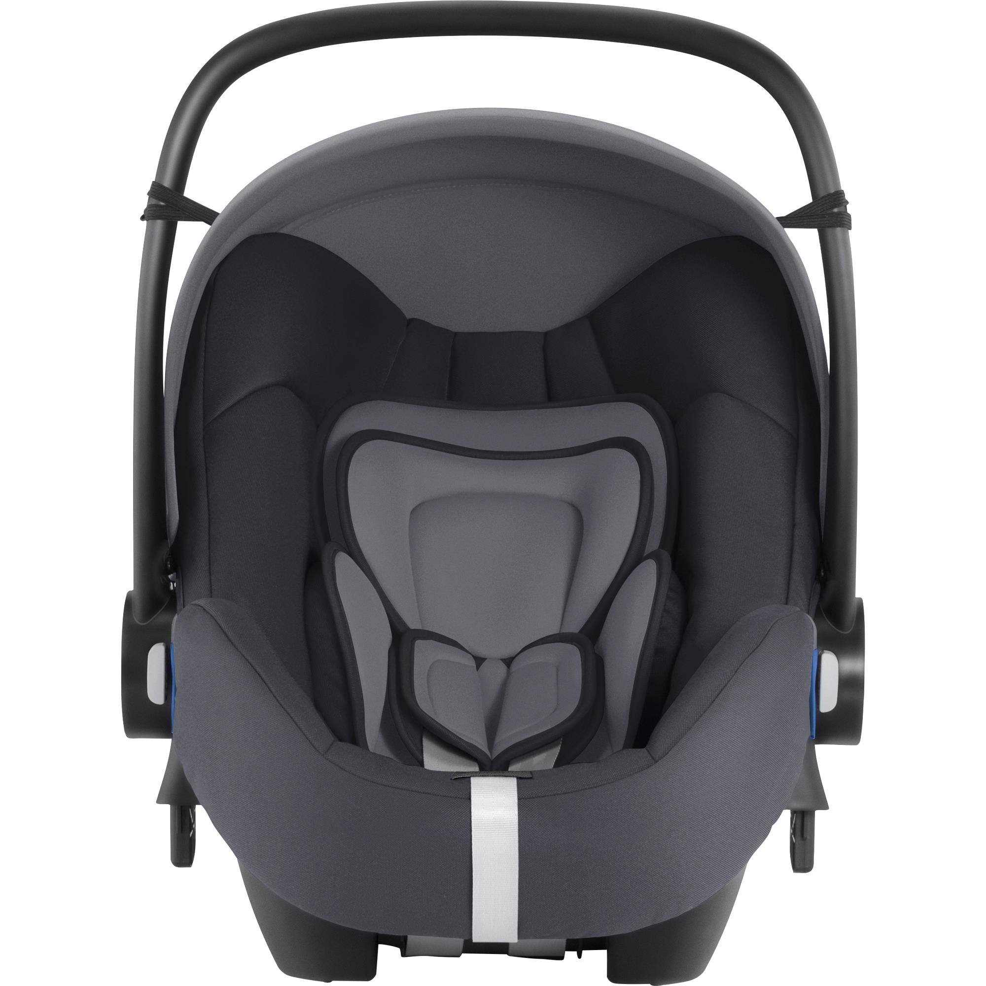 Autosedačka Britax Römer Baby-Safe 2 i-Size Bundle Flex - Storm Grey