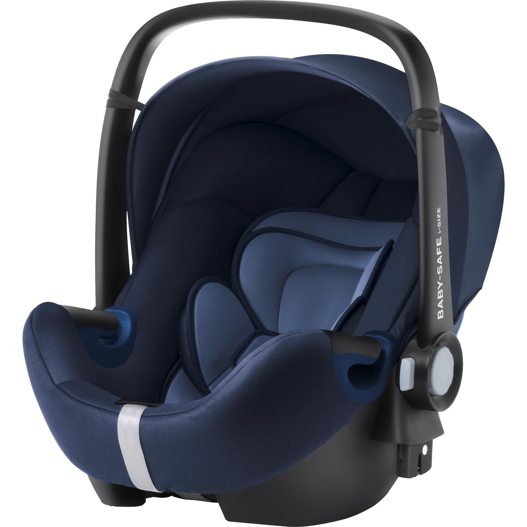 Autosedačka Britax Römer Baby-Safe 2 i-Size Bundle Flex - Moonlight Blue