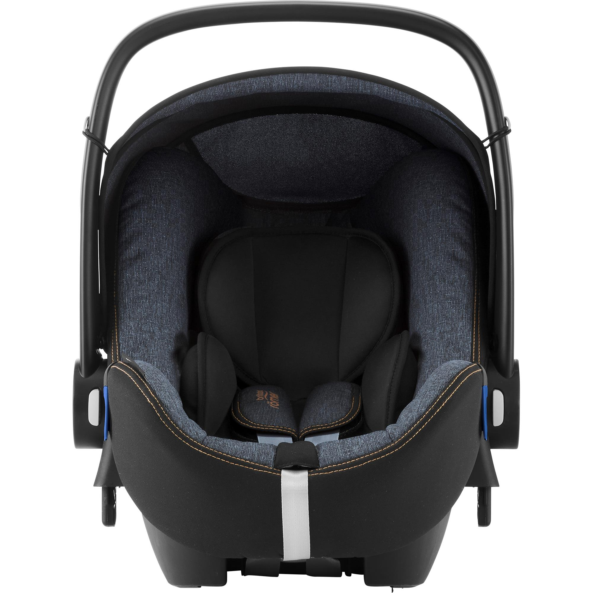 Autosedačka Baby-Safe 2 i-Size Bundle Flex, Blue Marble