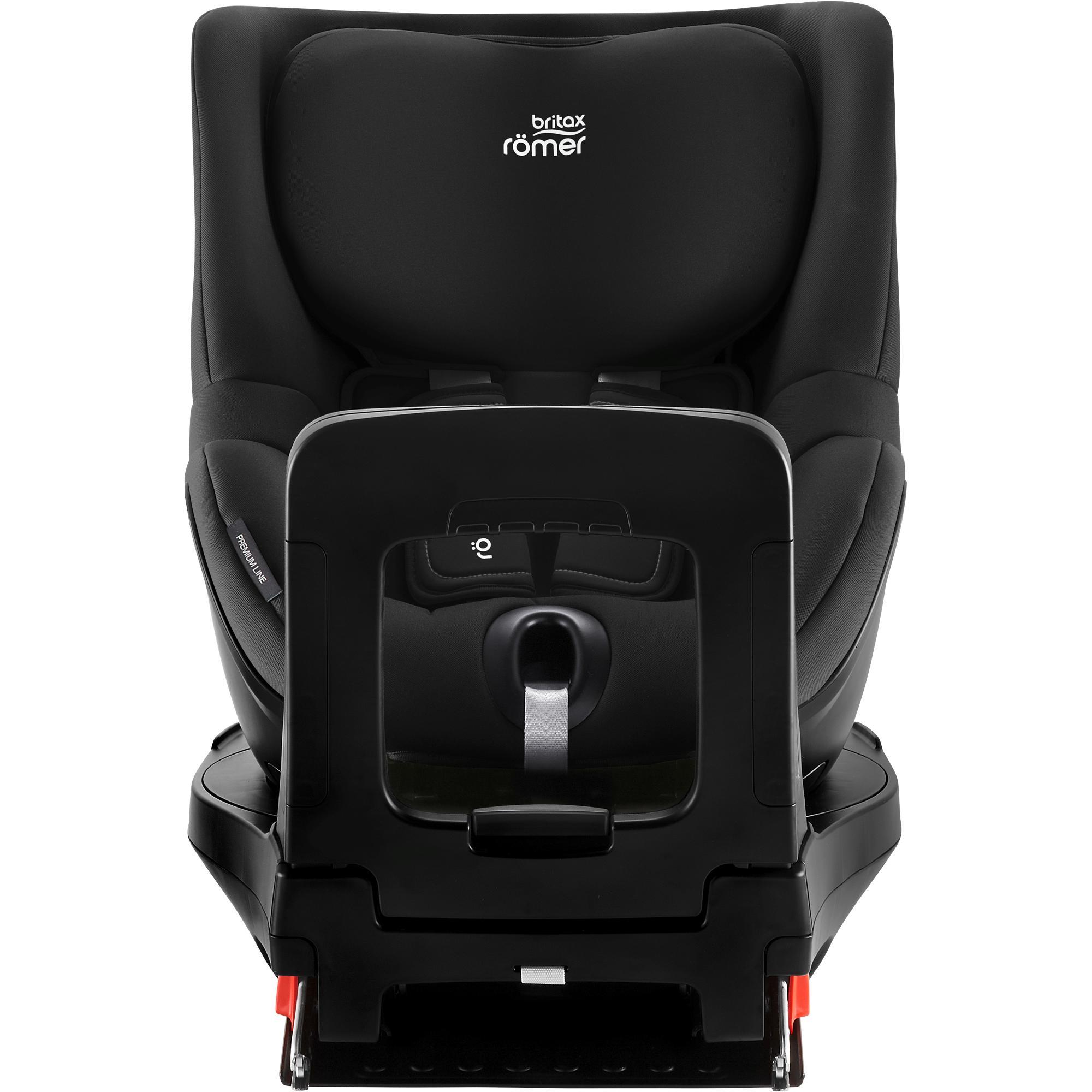 Autosedačka Dualfix M i-Size, Cosmos Black