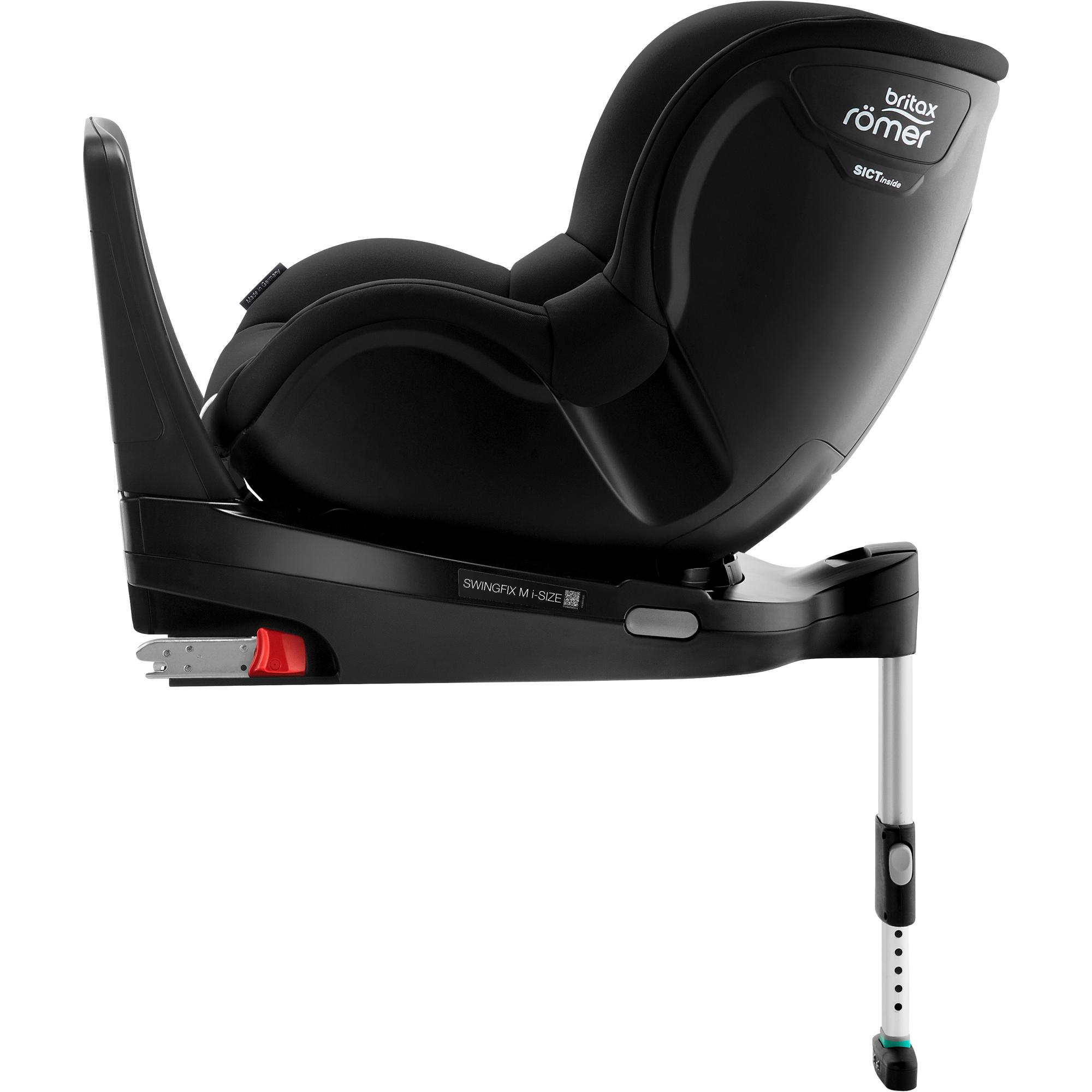 Autosedačka Swingfix M i-Size, Cosmos Black
