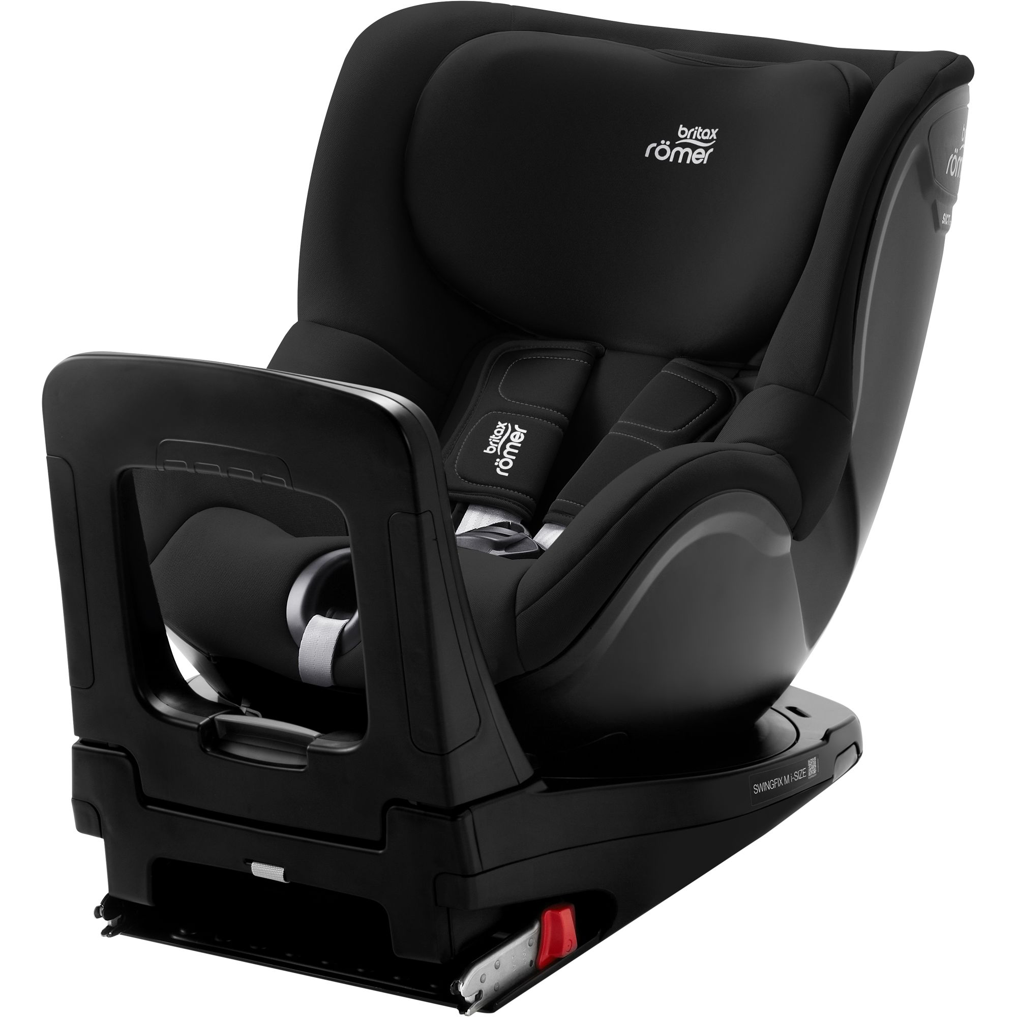 ROMER Swingfix M i-Size Cosmos Black 2020
