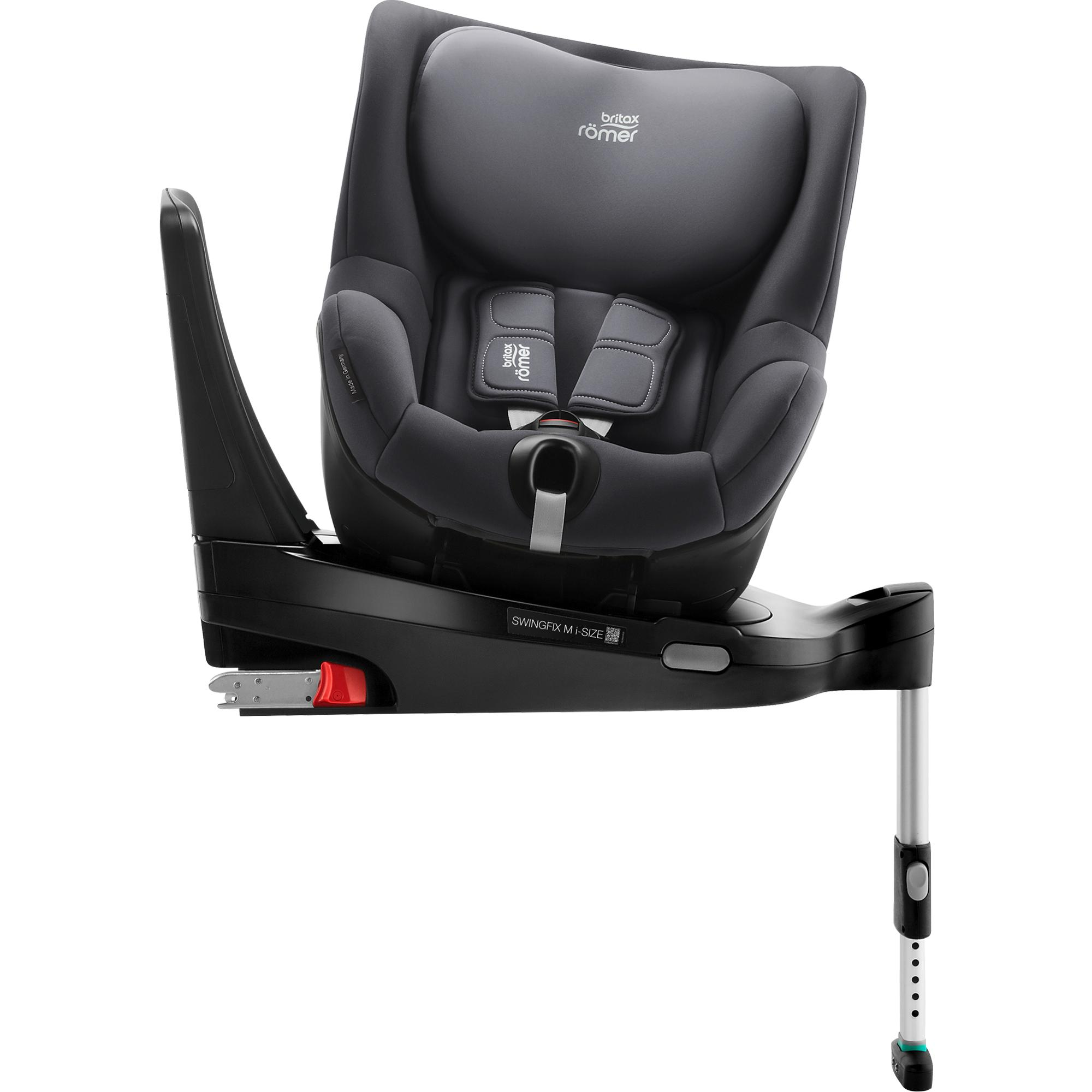 Autosedačka Britax Römer Swingfix M i-Size - Storm Grey