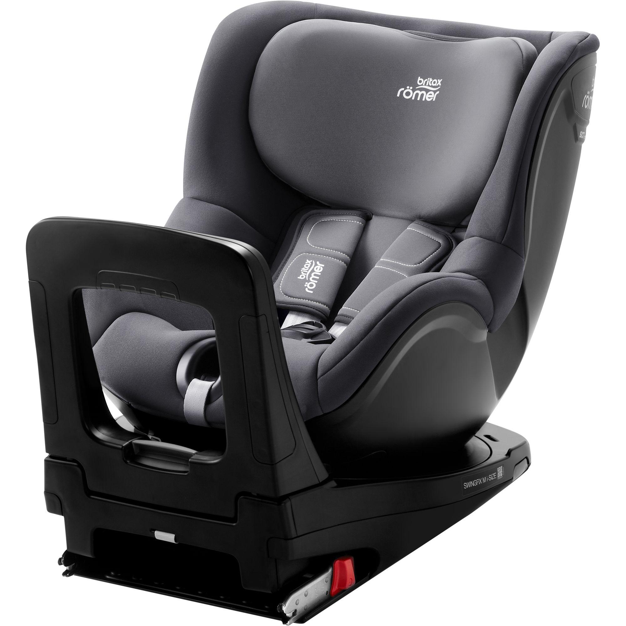 ROMER Swingfix M i-Size Storm Grey 2020