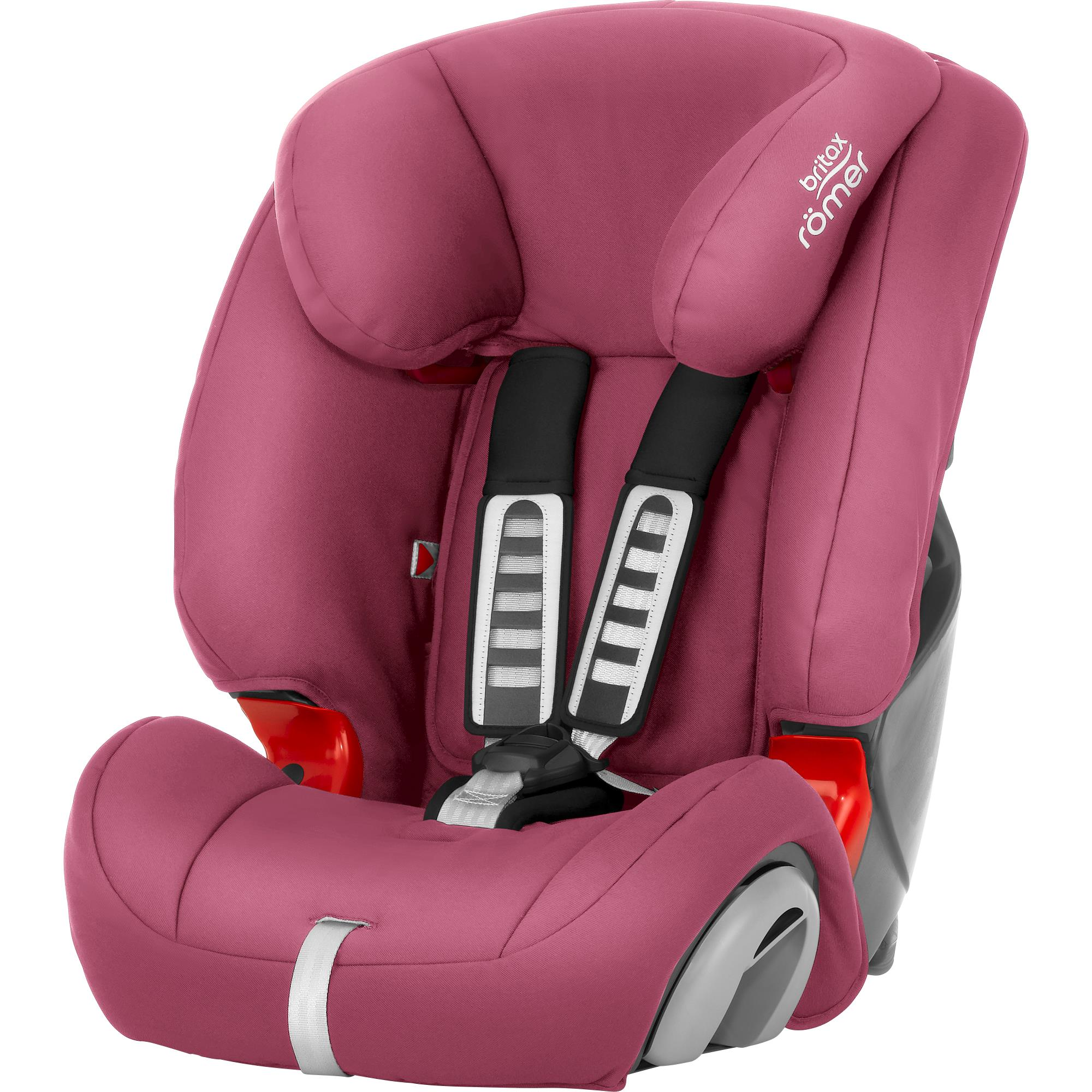 BRITAX Evolva 123 Wine Rose 2020
