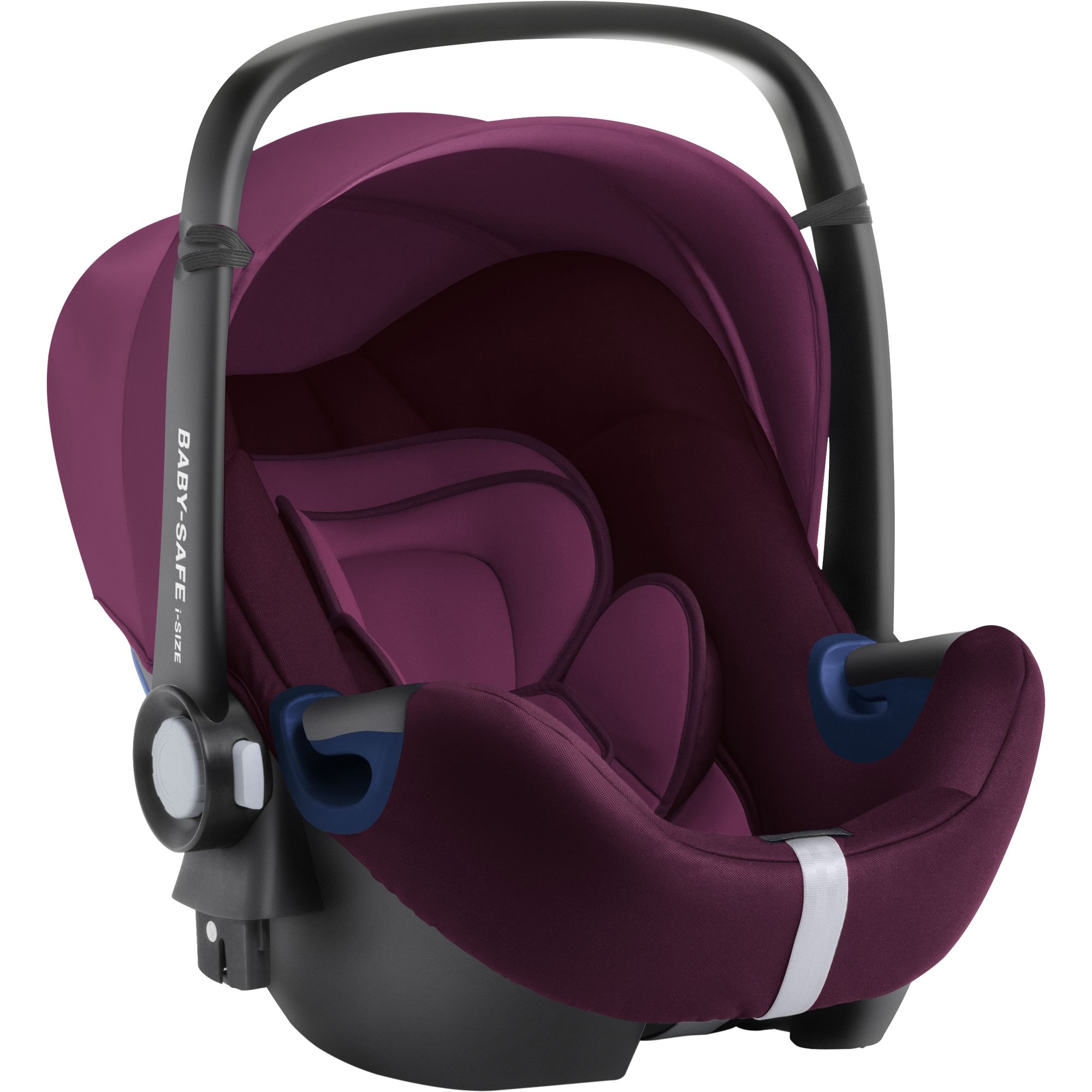 Autosedačka Baby-Safe 2 i-Size, Burgundy Red