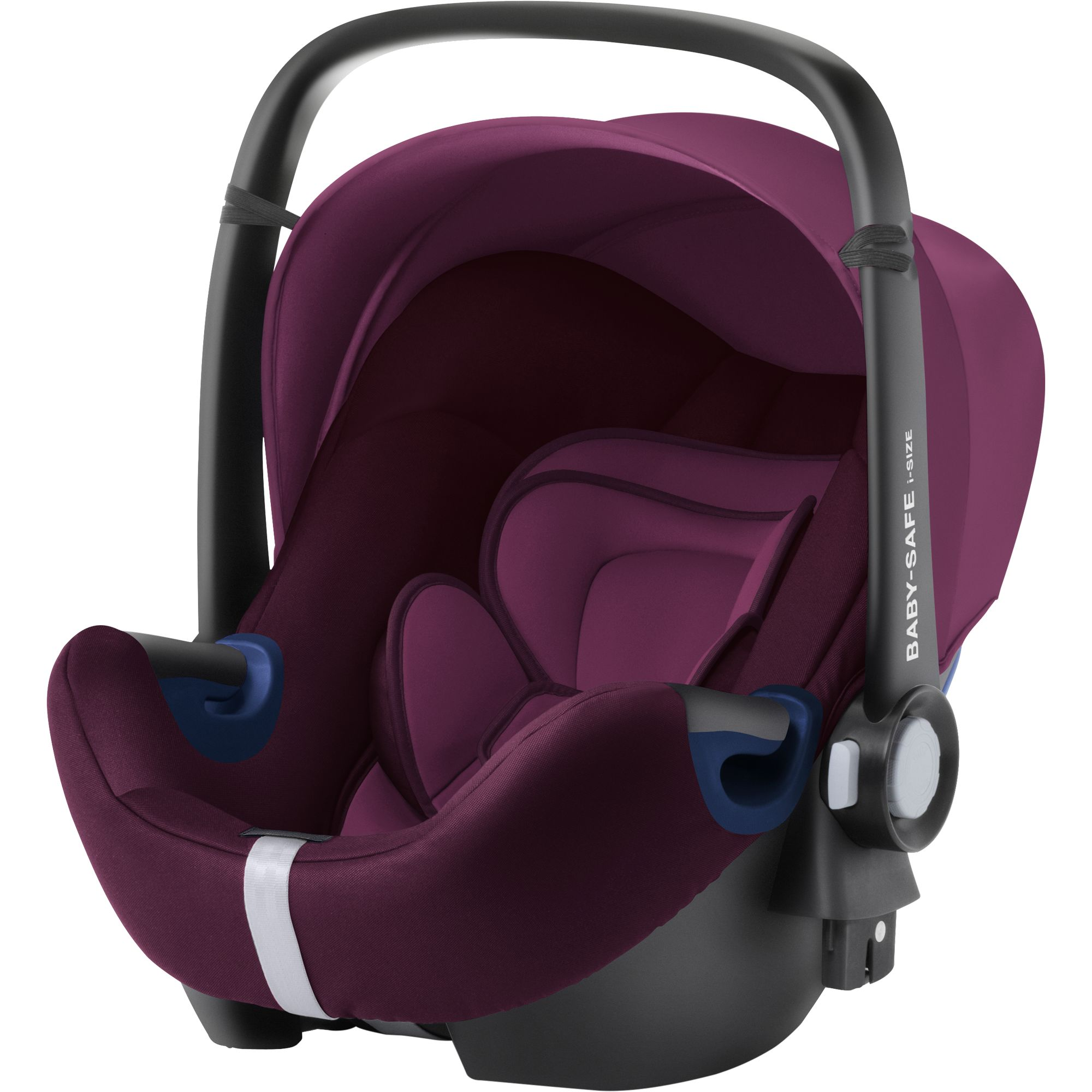 ROMER Baby-Safe 2 i-Size Burgundy Red 2021