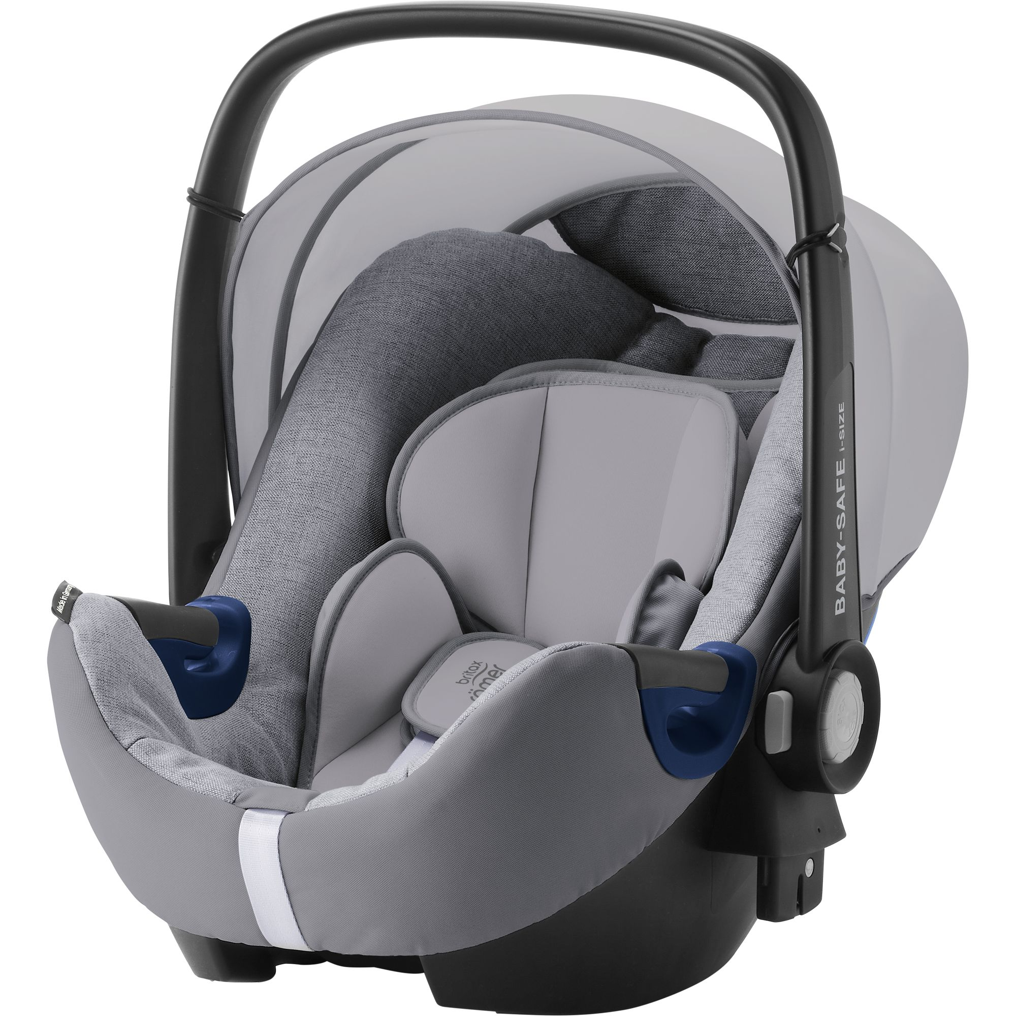 BRITAX  Autosedačka Baby-Safe 2 i-Size, Grey Marble