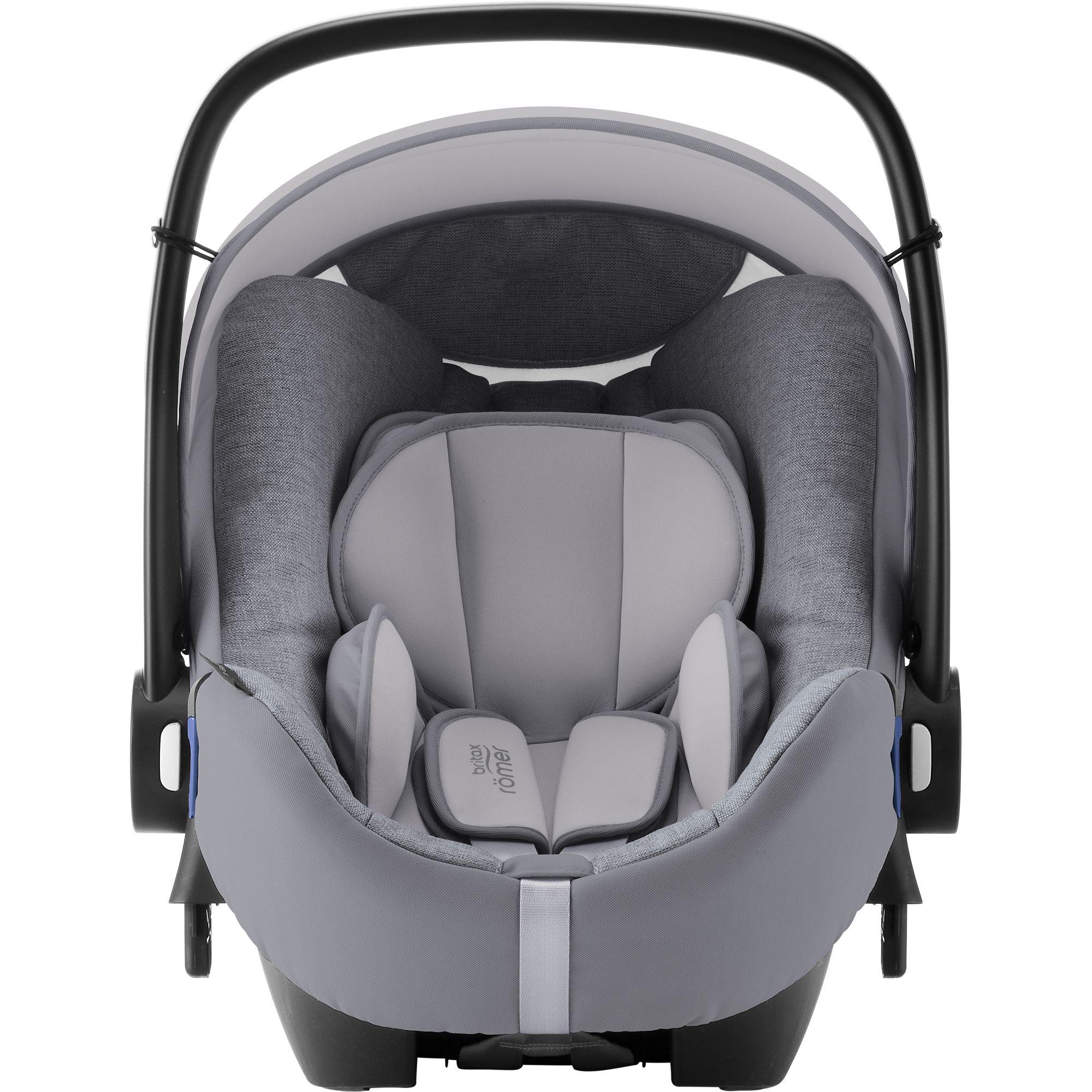 Autosedačka Britax Römer Baby-Safe 2 i-Size Bundle Flex - Green Marble