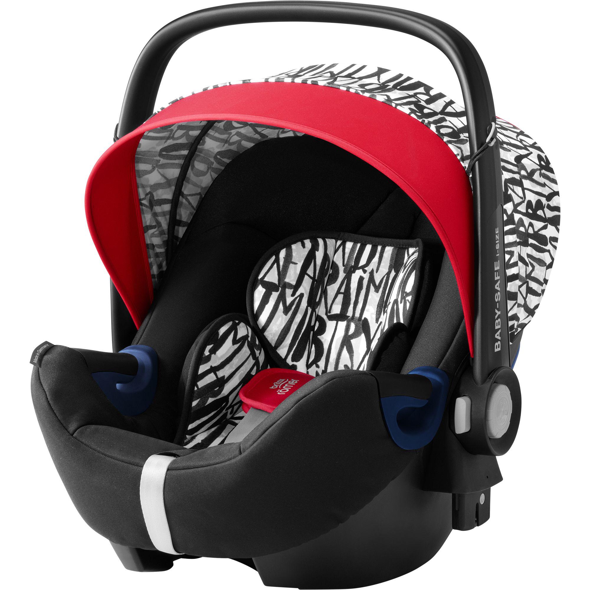 ROMER Baby-Safe 2 i-Size Letter Design 2020