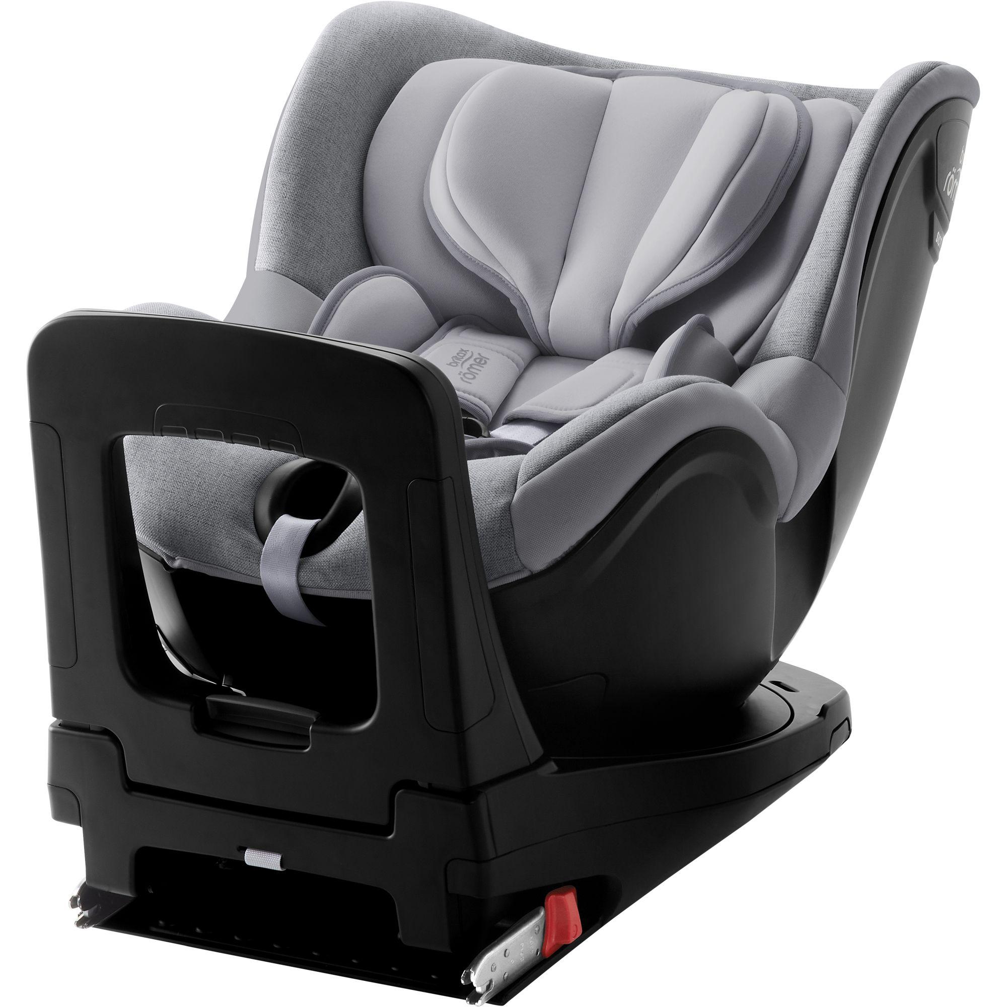 ROMER Dualfix i-Size Grey Marble 2020