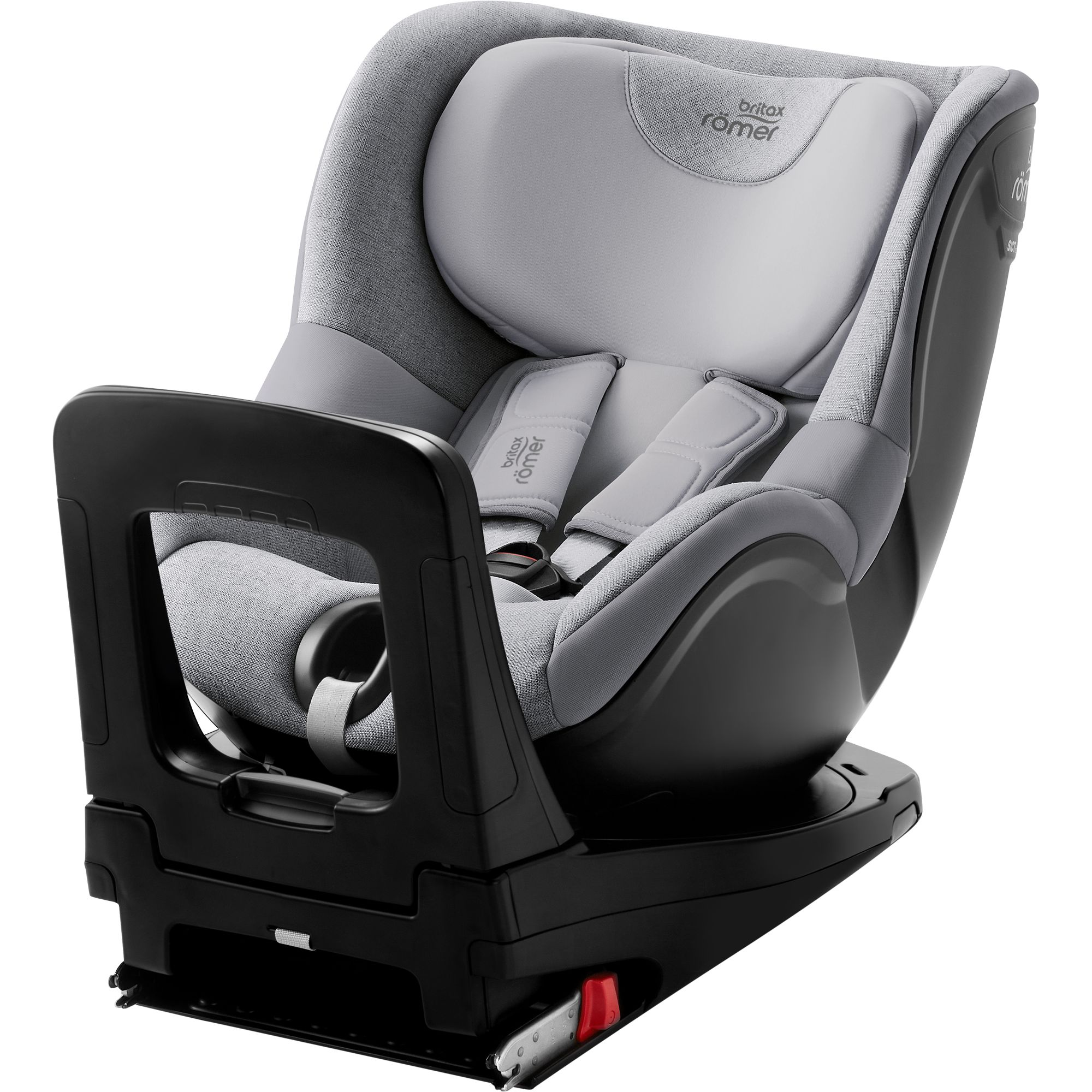 ROMER Dualfix M i-Size Grey Marble 2020