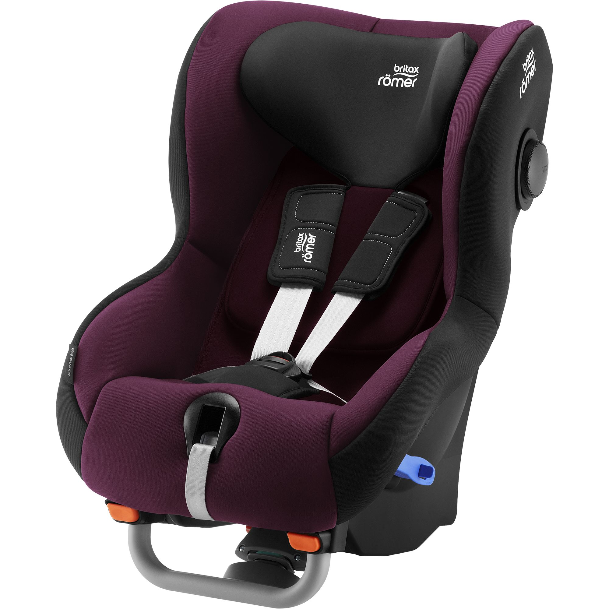 BRITAX Max-Way Plus Burgundy Red 2020