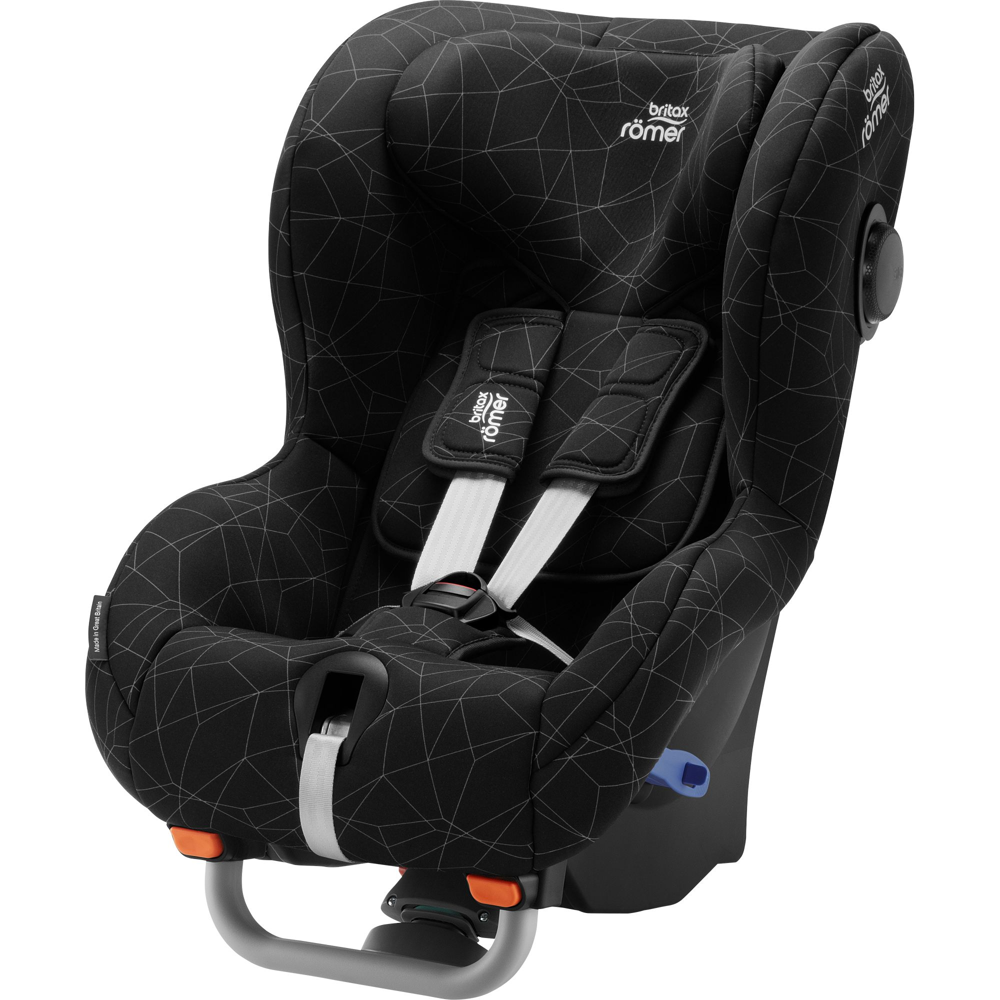 BRITAX  Autosedačka Max-Way Plus, Crystal Black