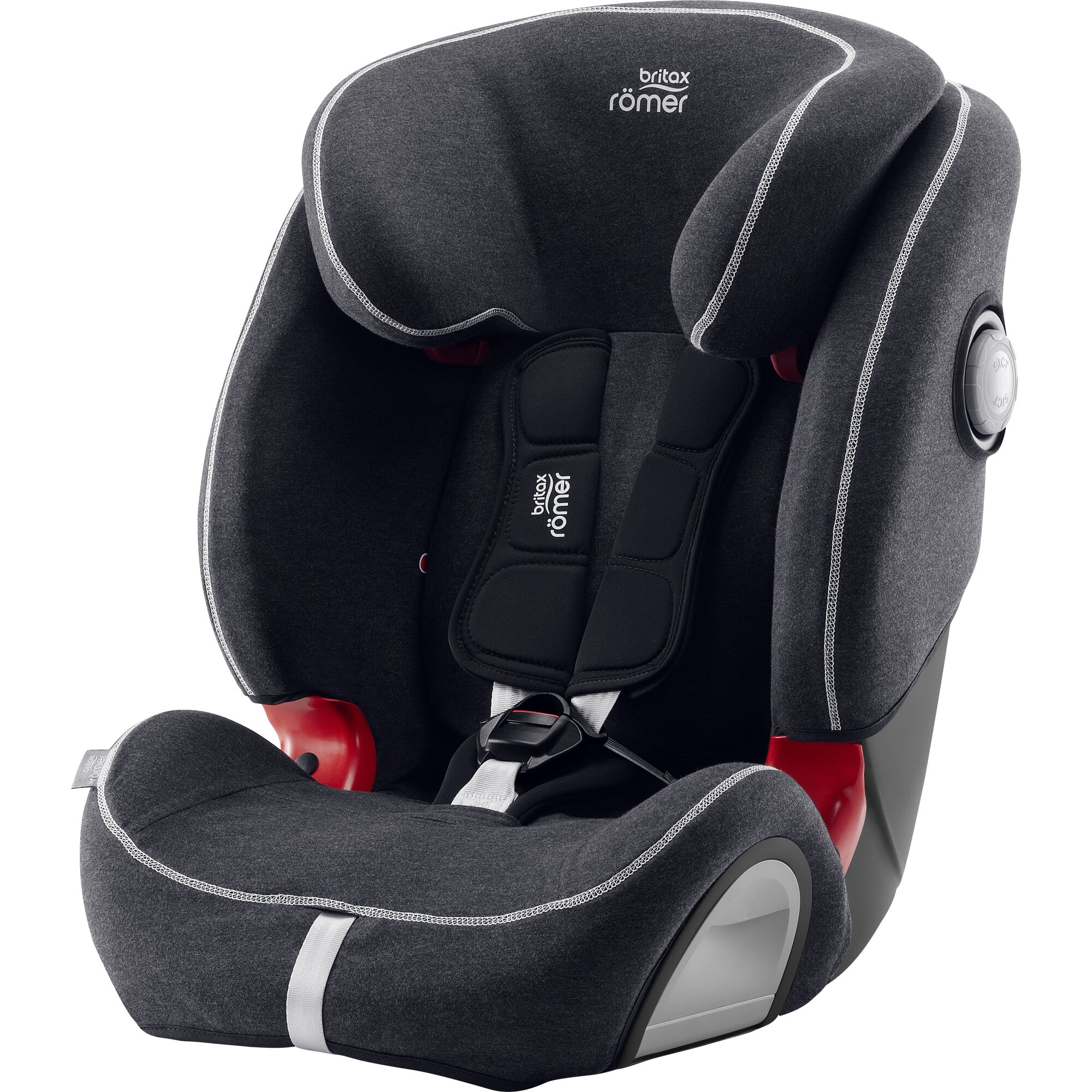 Potah Comfort Evolva 123 SL SICT, Dark Grey