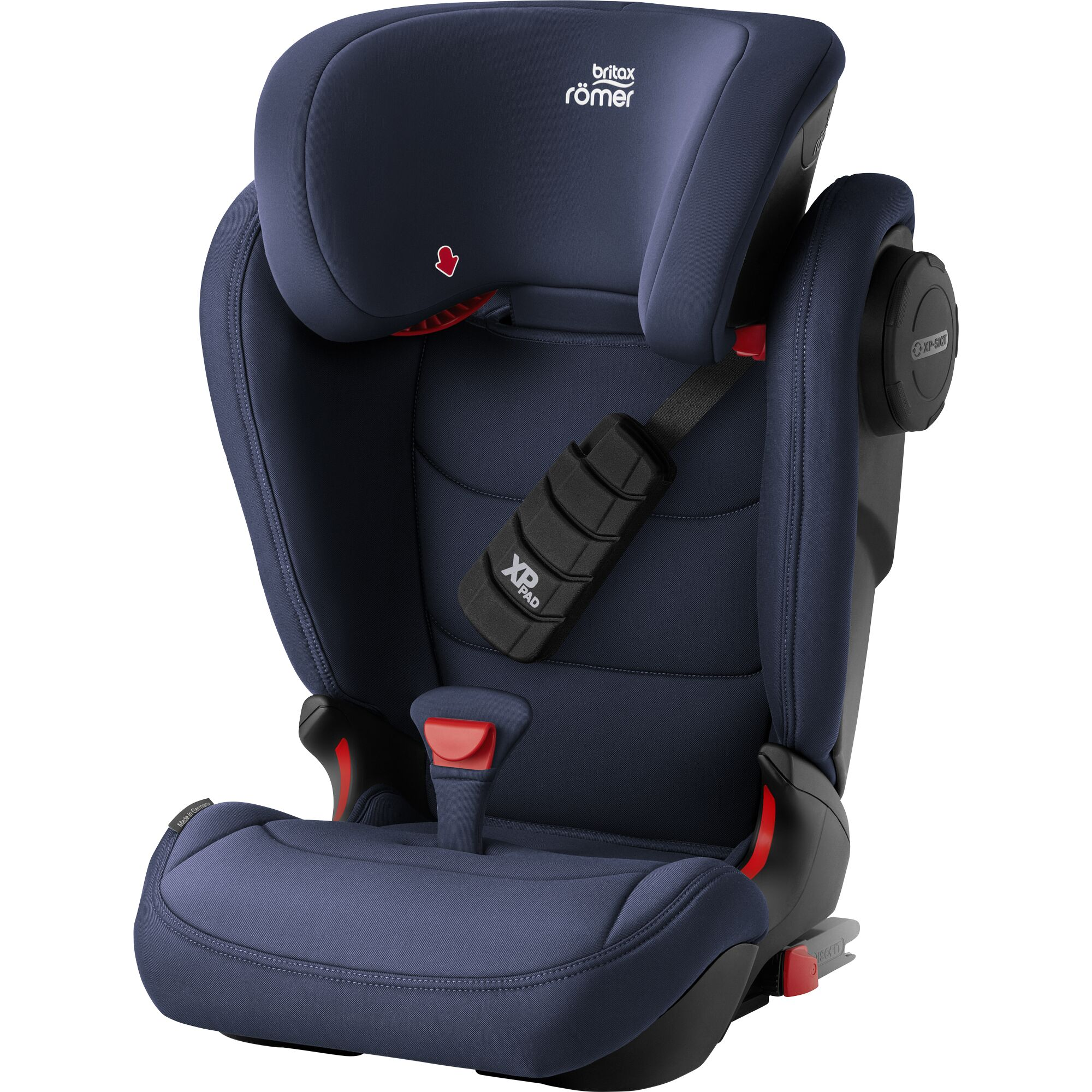ROMER Kidfix III S 2020 Moonlight Blue