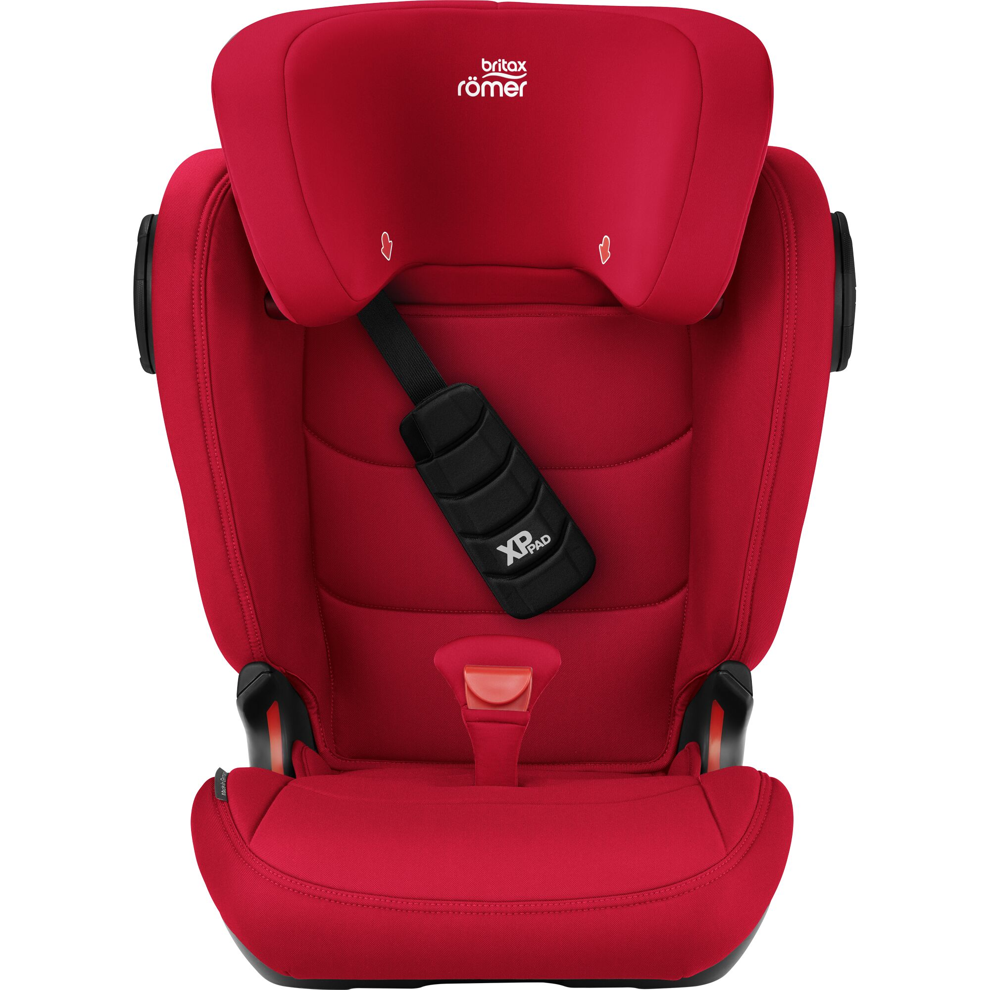 Autosedačka Kidfix III S, Fire Red
