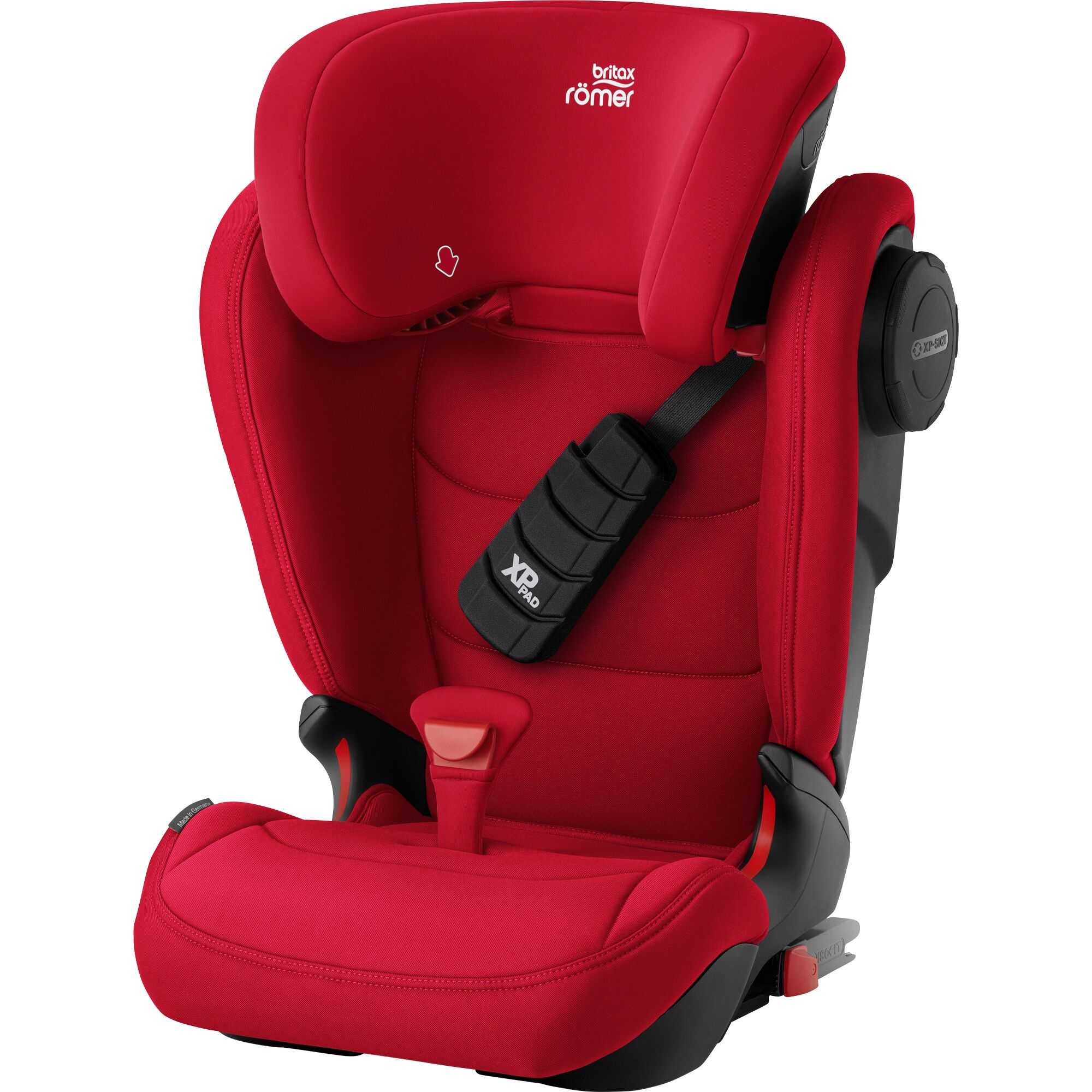 ROMER Kidfix III S 2021 Fire Red