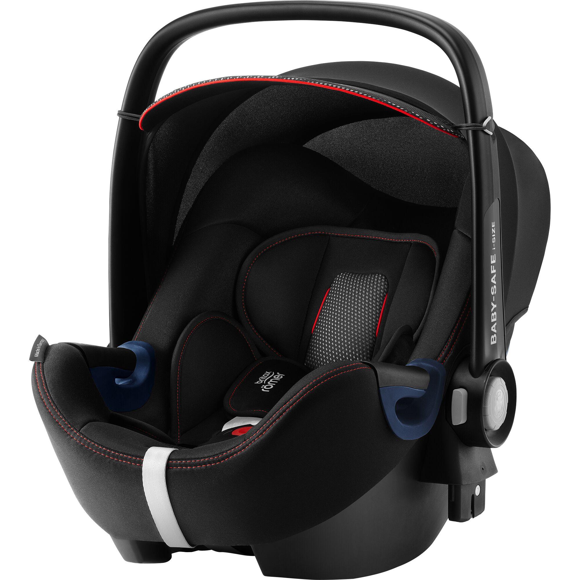 BRITAX  Autosedačka Baby-Safe 2 i-Size, Cool Flow - Black