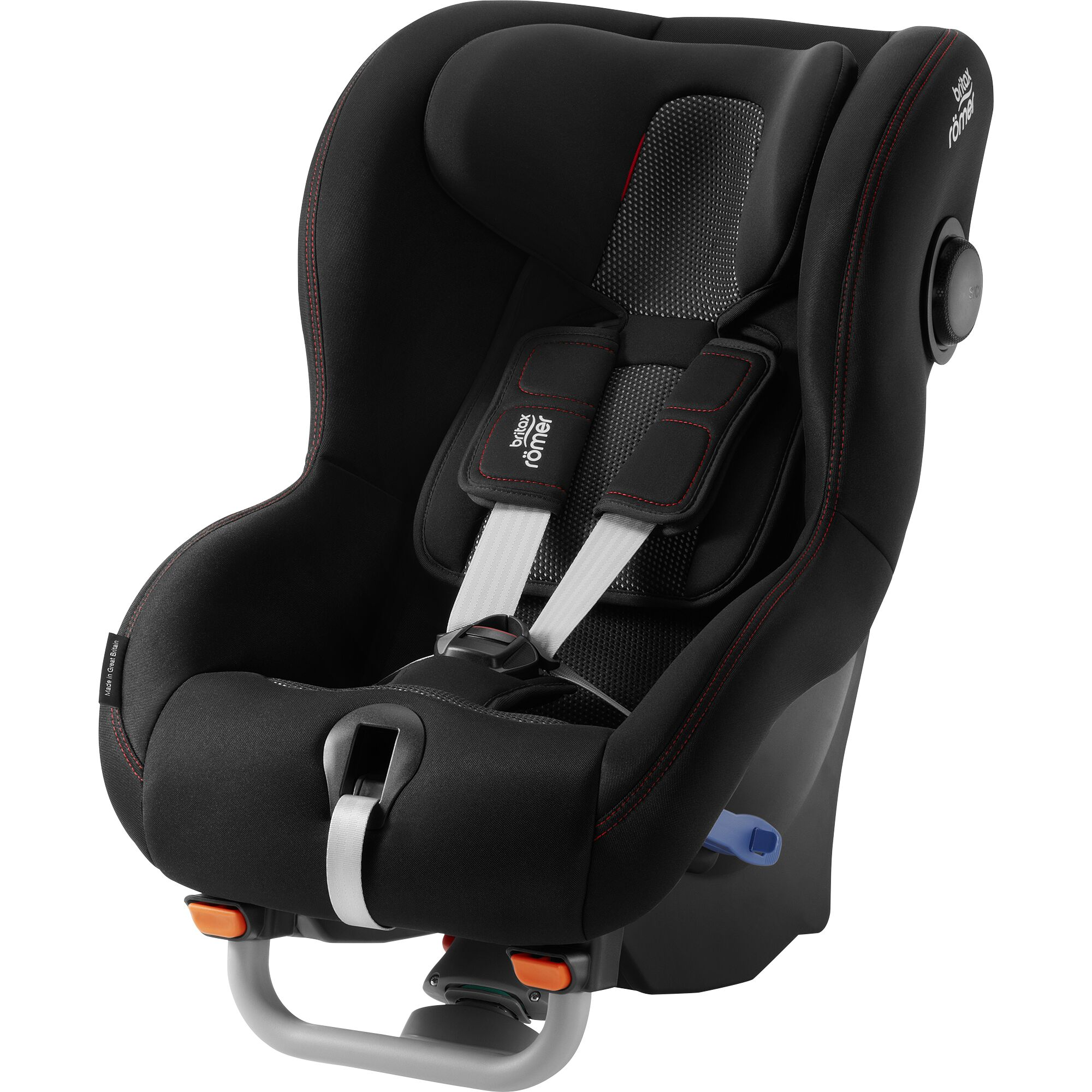 BRITAX  Autosedačka Max-Way Plus, Cool Flow -  Black