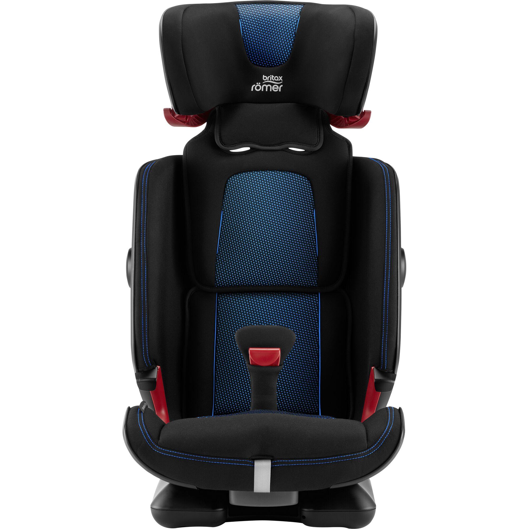Autosedačka Advansafix IV R, Cool Flow - Blue