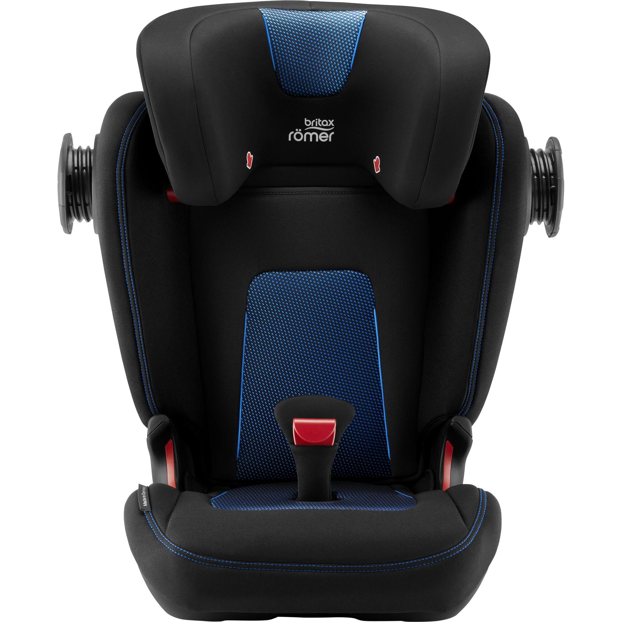 Autosedačka Kidfix III M, Cool Flow -  Blue